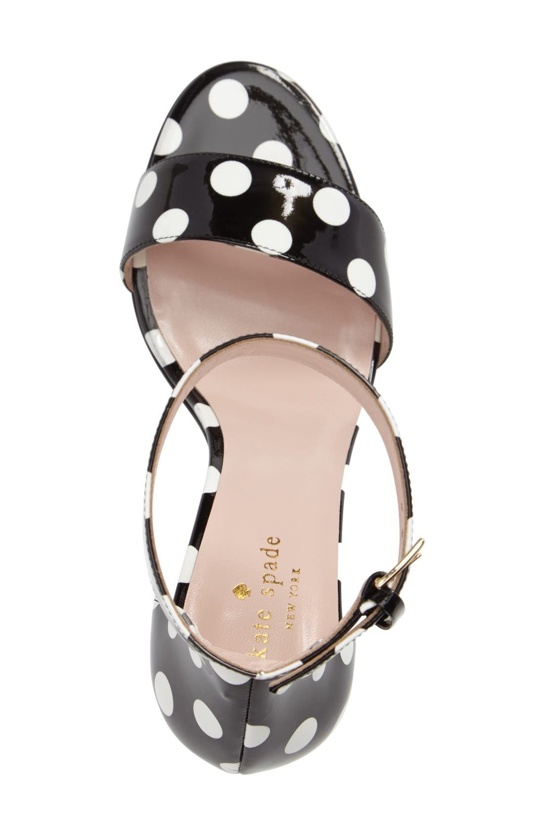 Alternate Image 3  - kate spade new york idabelle too sandal (Women)
