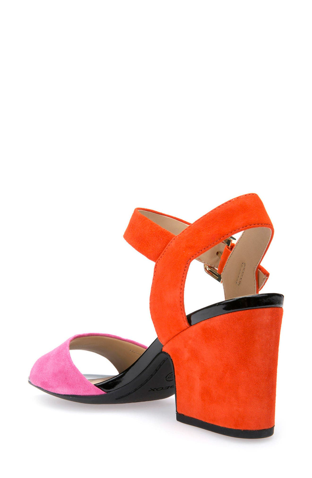 Alternate Image 2  - Geox Marilyse Ankle Strap Sandal (Women)