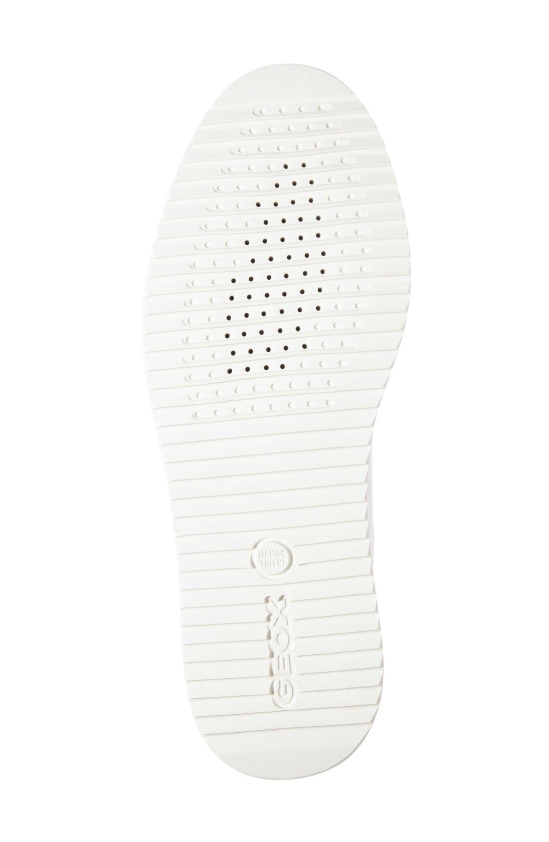 Alternate Image 4  - Geox Thymar Sneaker (Women)