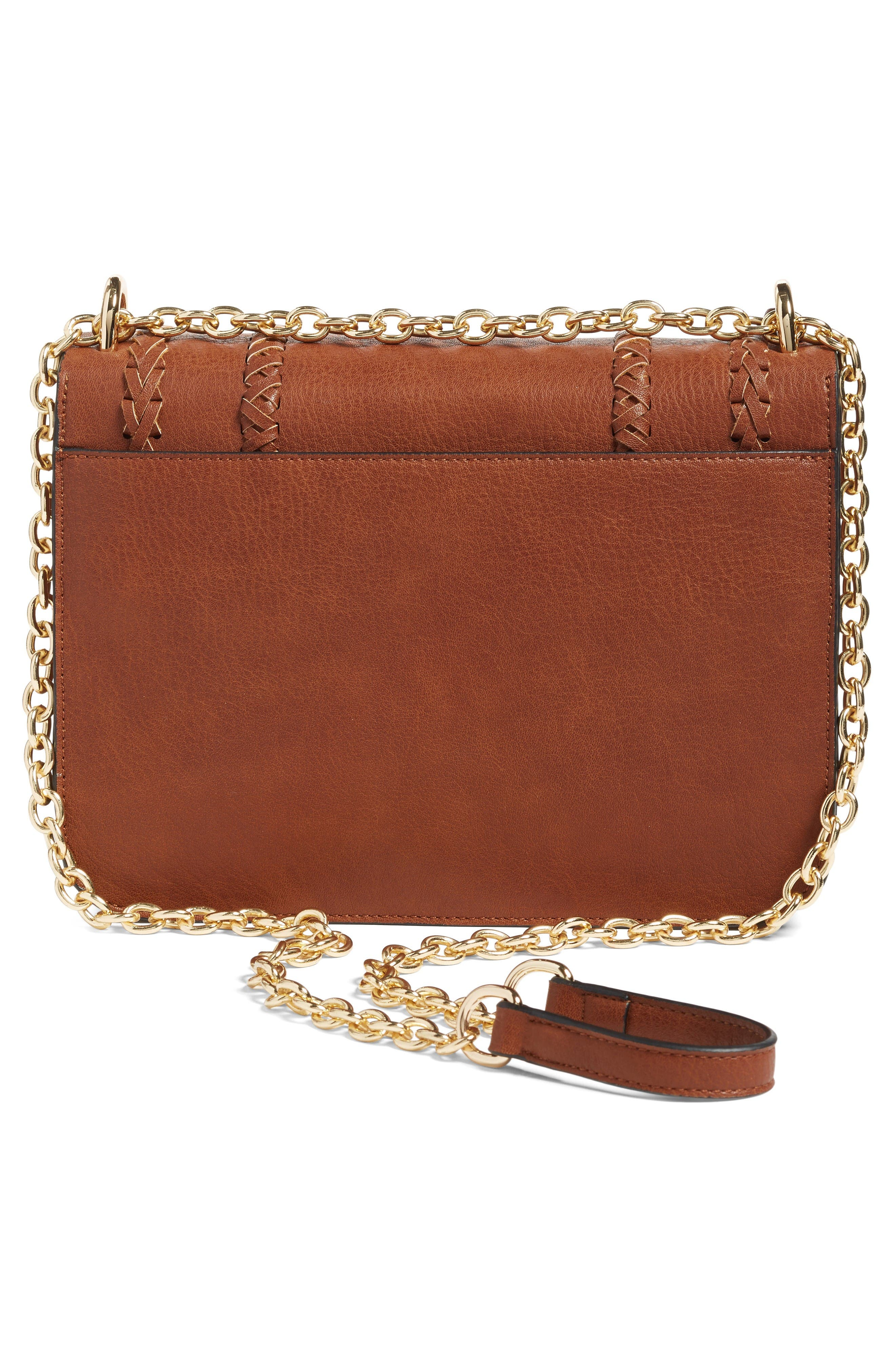 Alternate Image 3  - Chelsea28 Chace Faux Leather Shoulder Bag
