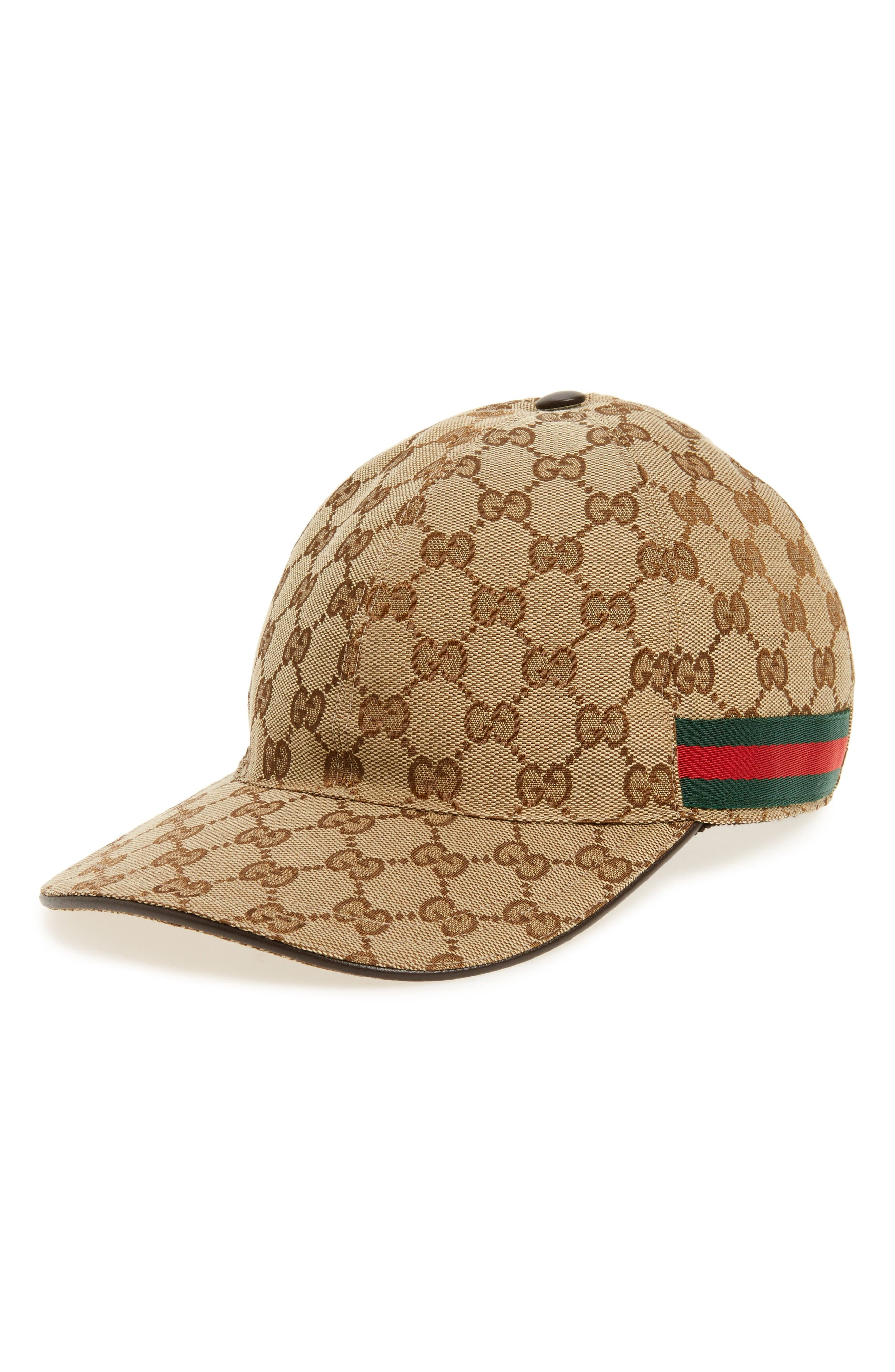893c7c12f Men's Gucci Hats, Hats for Men | Nordstrom