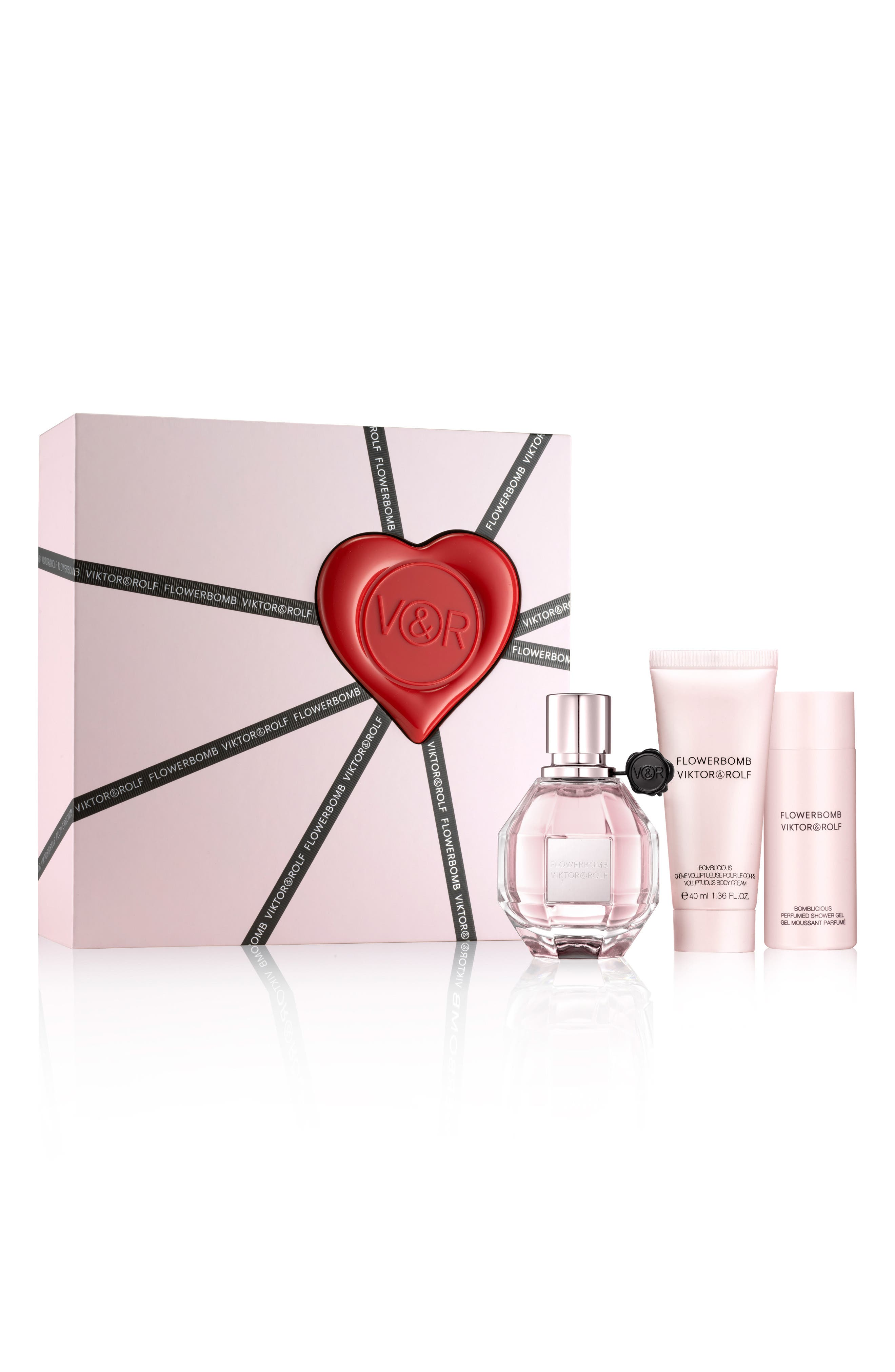 Viktor&Rolf Flowerbomb Collection ($150 Value)
