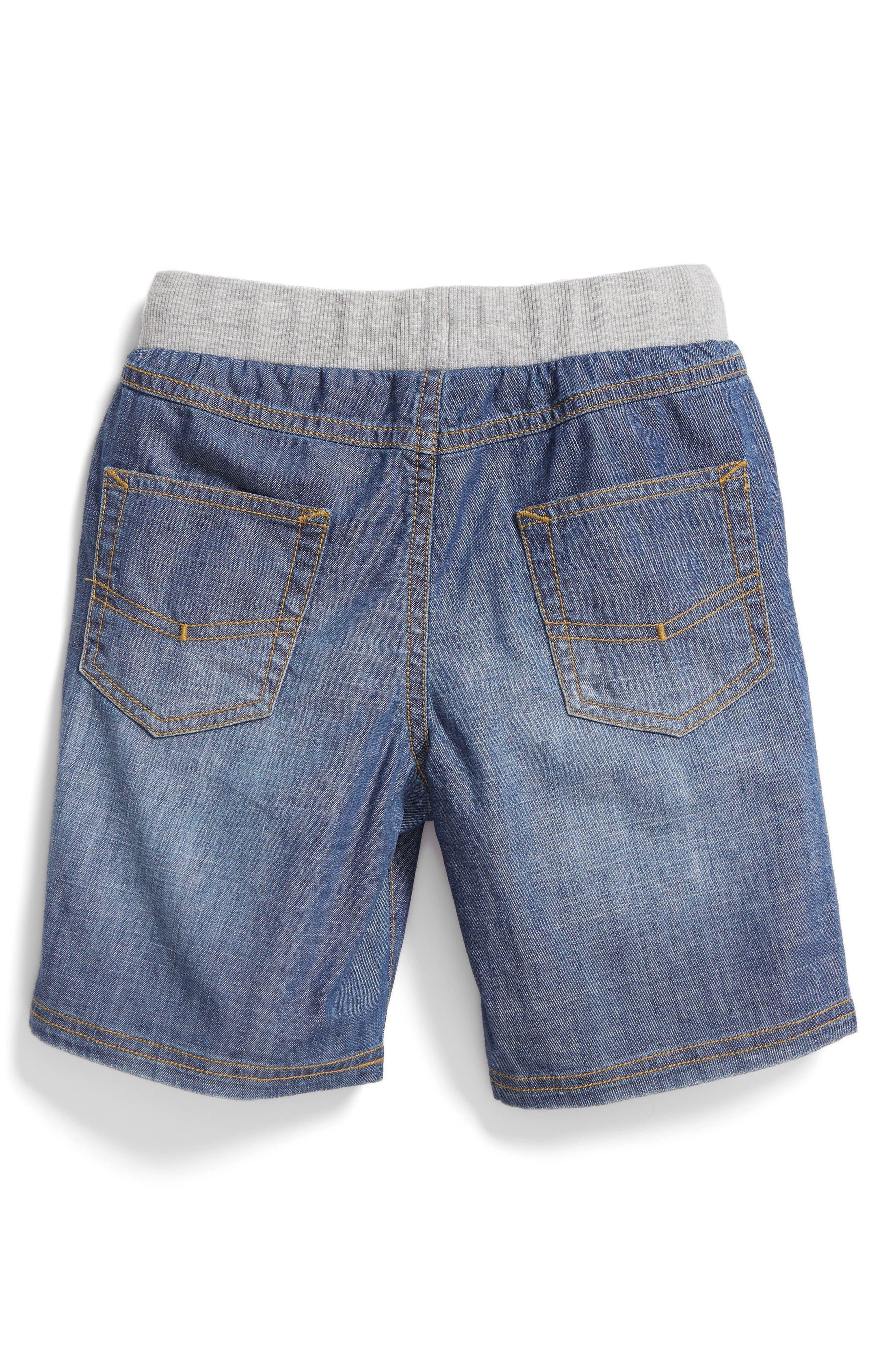 Alternate Image 2  - Tucker + Tate Denim Shorts (Toddler Boys & Little Boys)