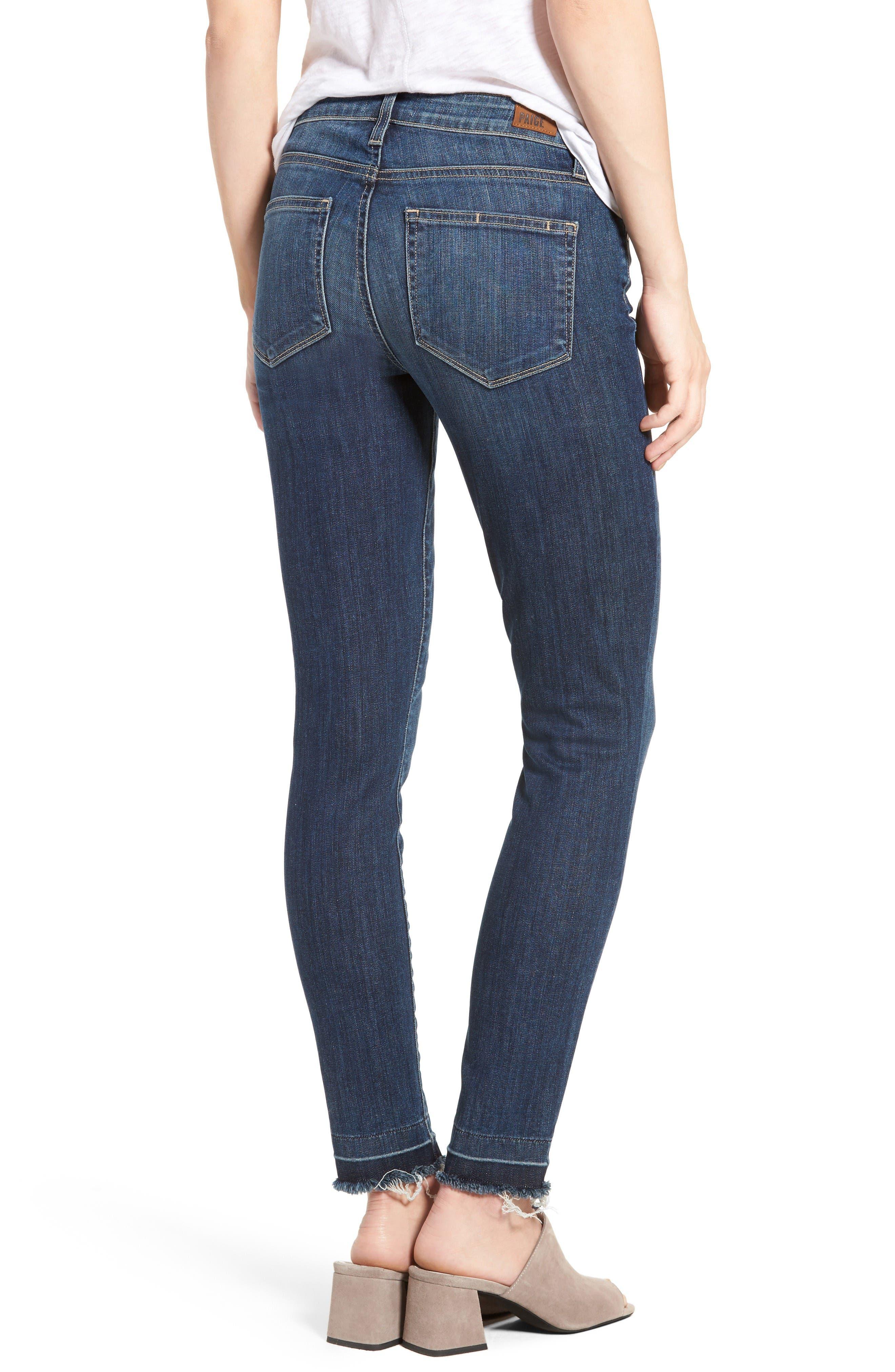 Legacy - Verdugo Ankle Ultra Skinny Jeans,                             Alternate thumbnail 3, color,                             Sandy