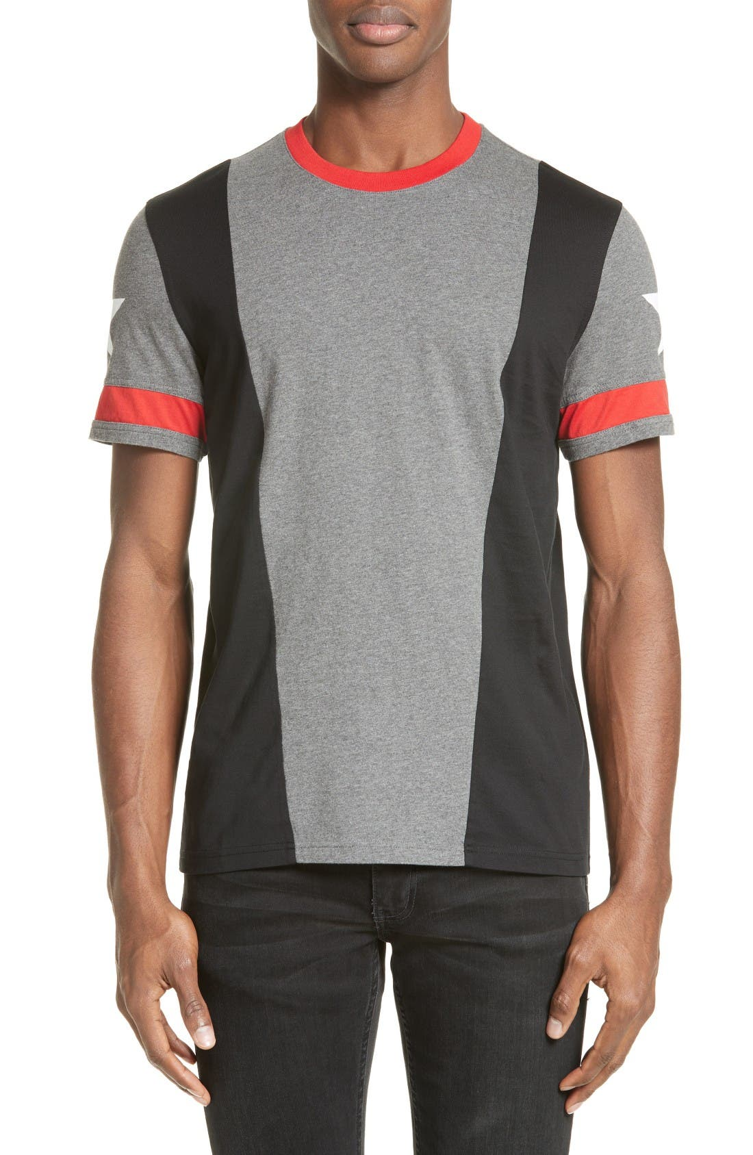 Givenchy Pieced Star T-Shirt