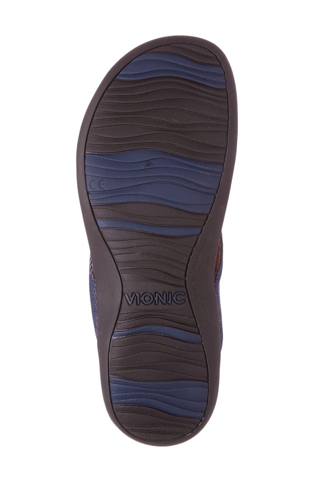 Alternate Image 4  - Vionic 'Bella II' Sandal (Women)