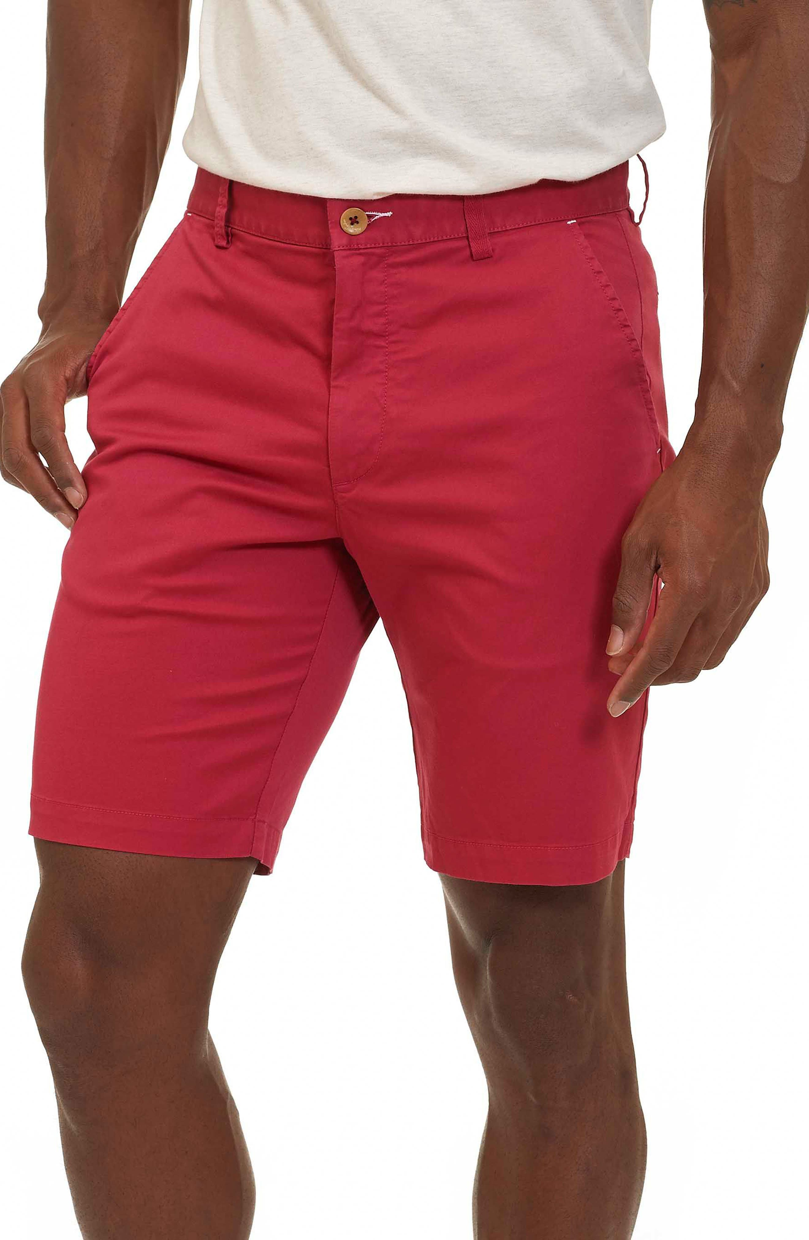 Pioneer Shorts,                         Main,                         color, Berry