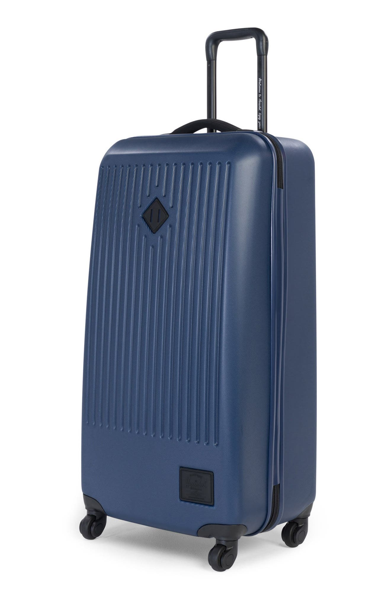 Trade Large Wheeled Packing Case,                             Alternate thumbnail 3, color,                             Navy