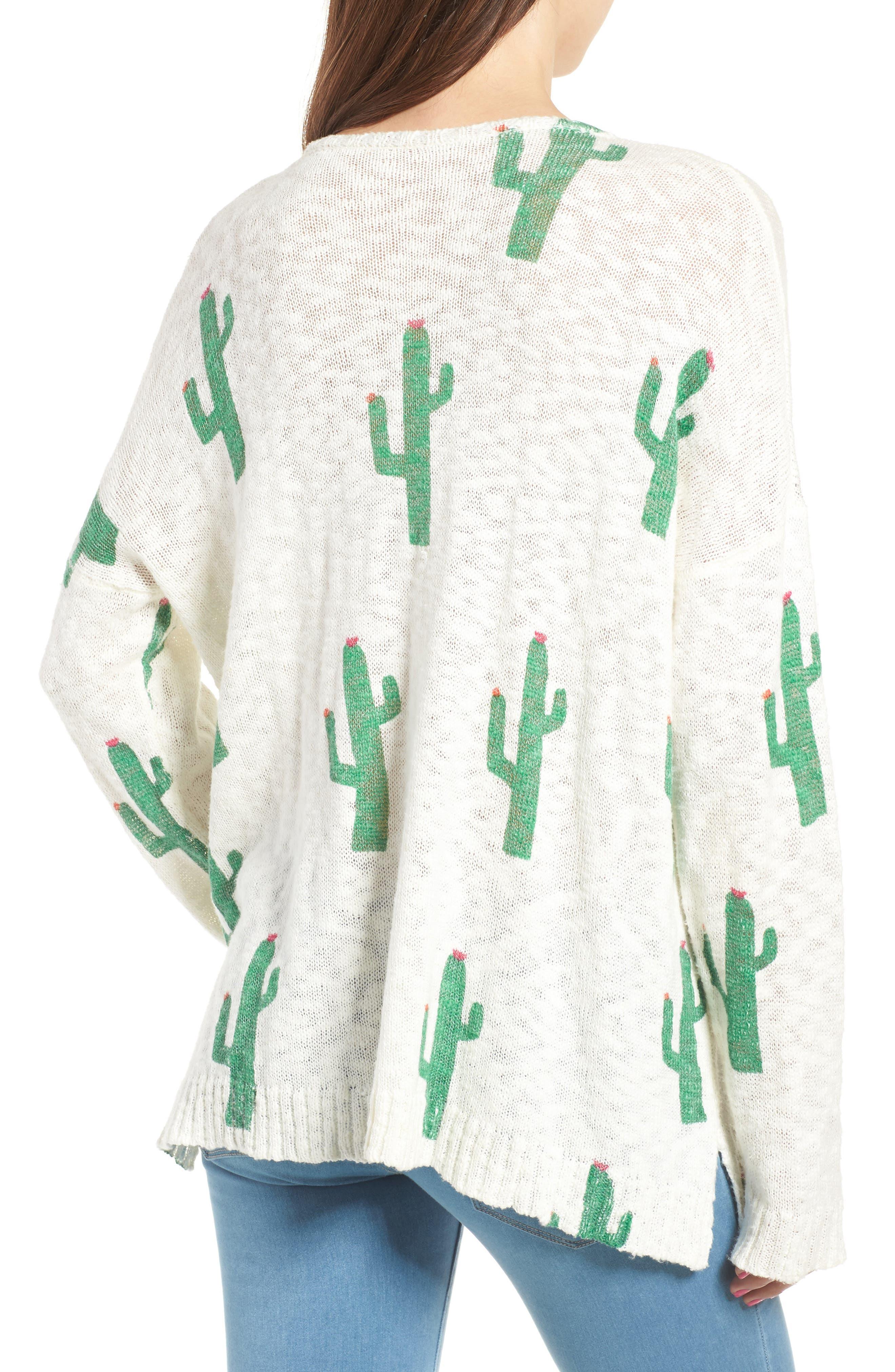 Alternate Image 2  - Show Me Your Mumu Varsity Pullover