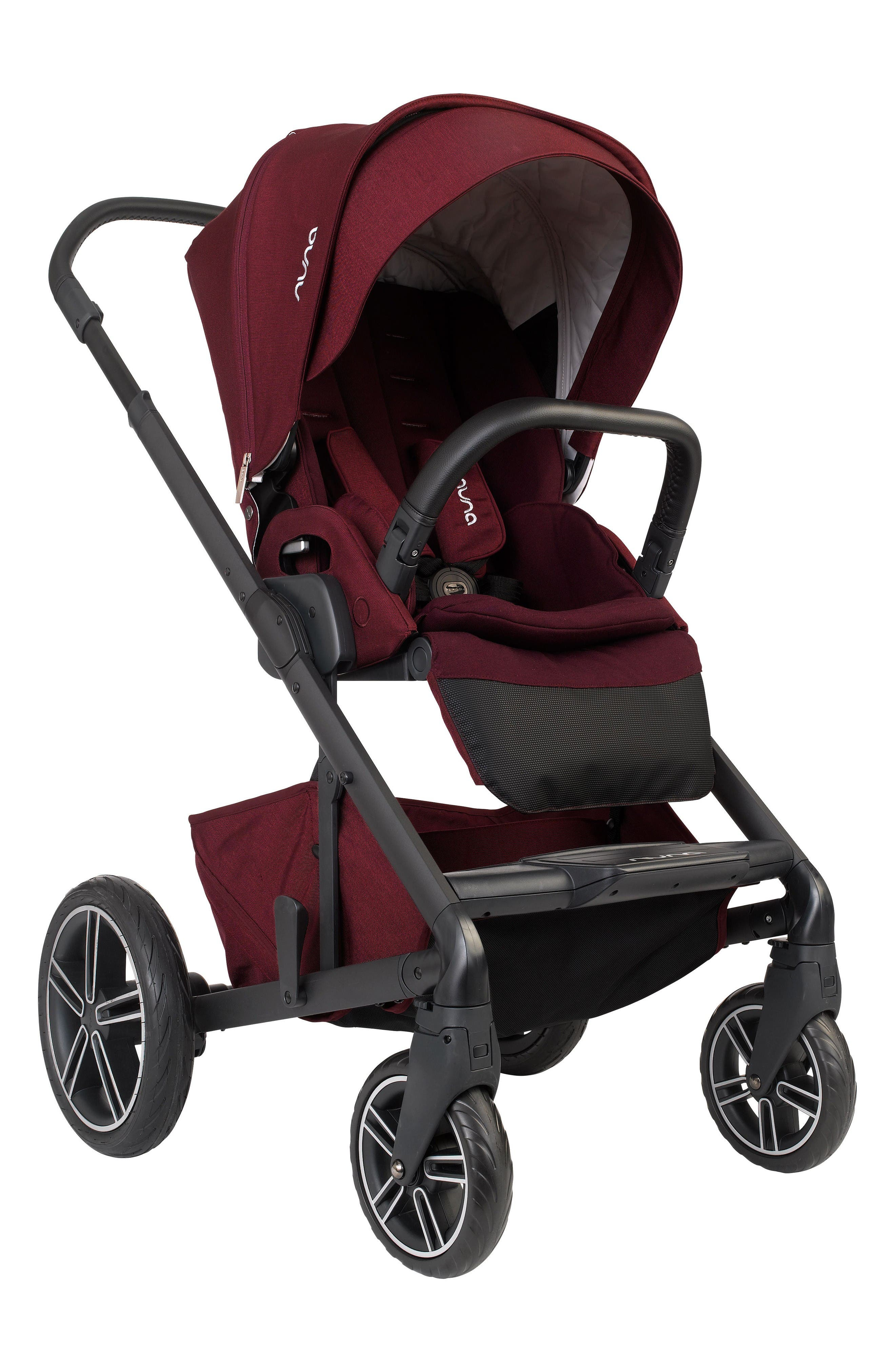nuna MIXX2™ Three Mode Stroller with All Terrain Tires