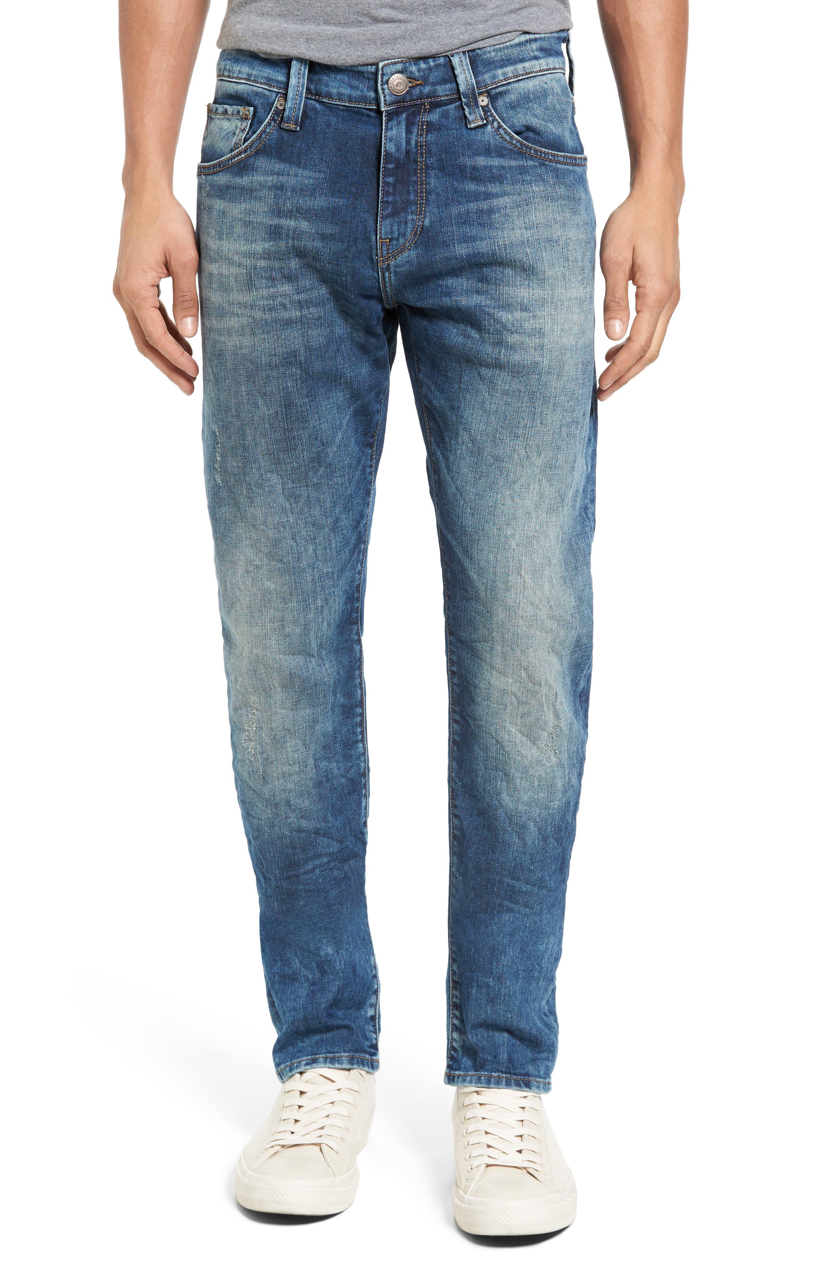 Jake Easy Slim Fit Jeans,                             Main thumbnail 1, color,                             Random Extreme Vintage