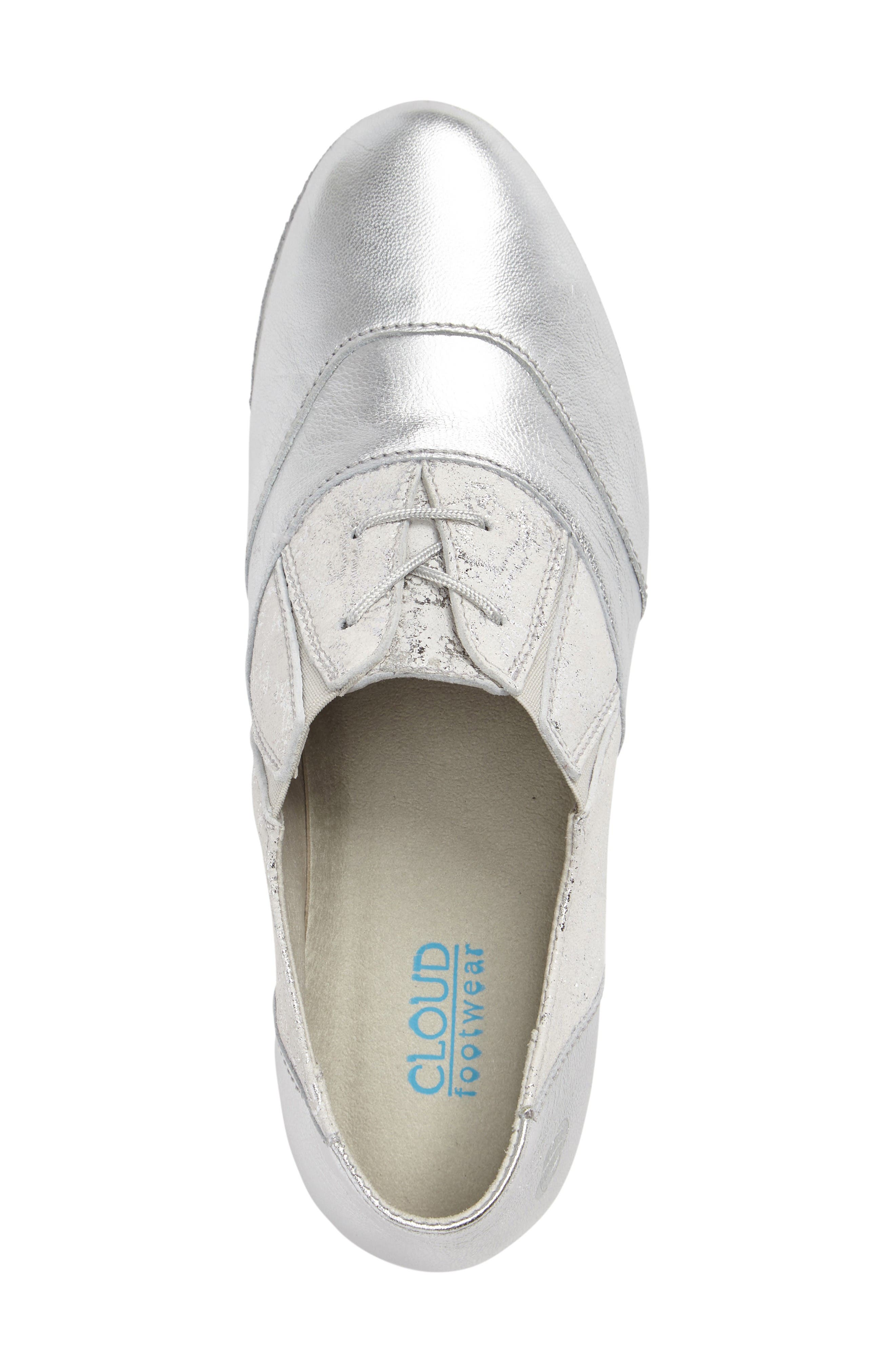 Alternate Image 3  - CLOUD Bliss Lace-Up Oxford (Women)