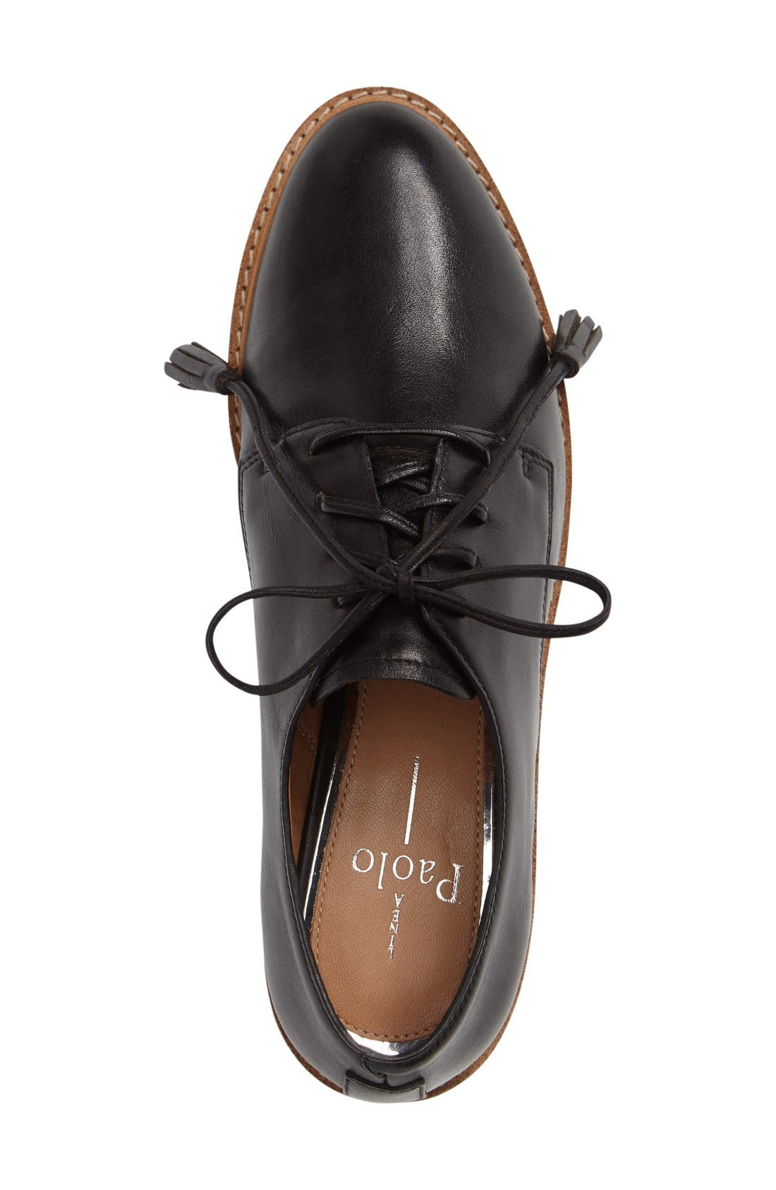 Alternate Image 3  - Linea Paolo Marlo Platform Oxford (Women)