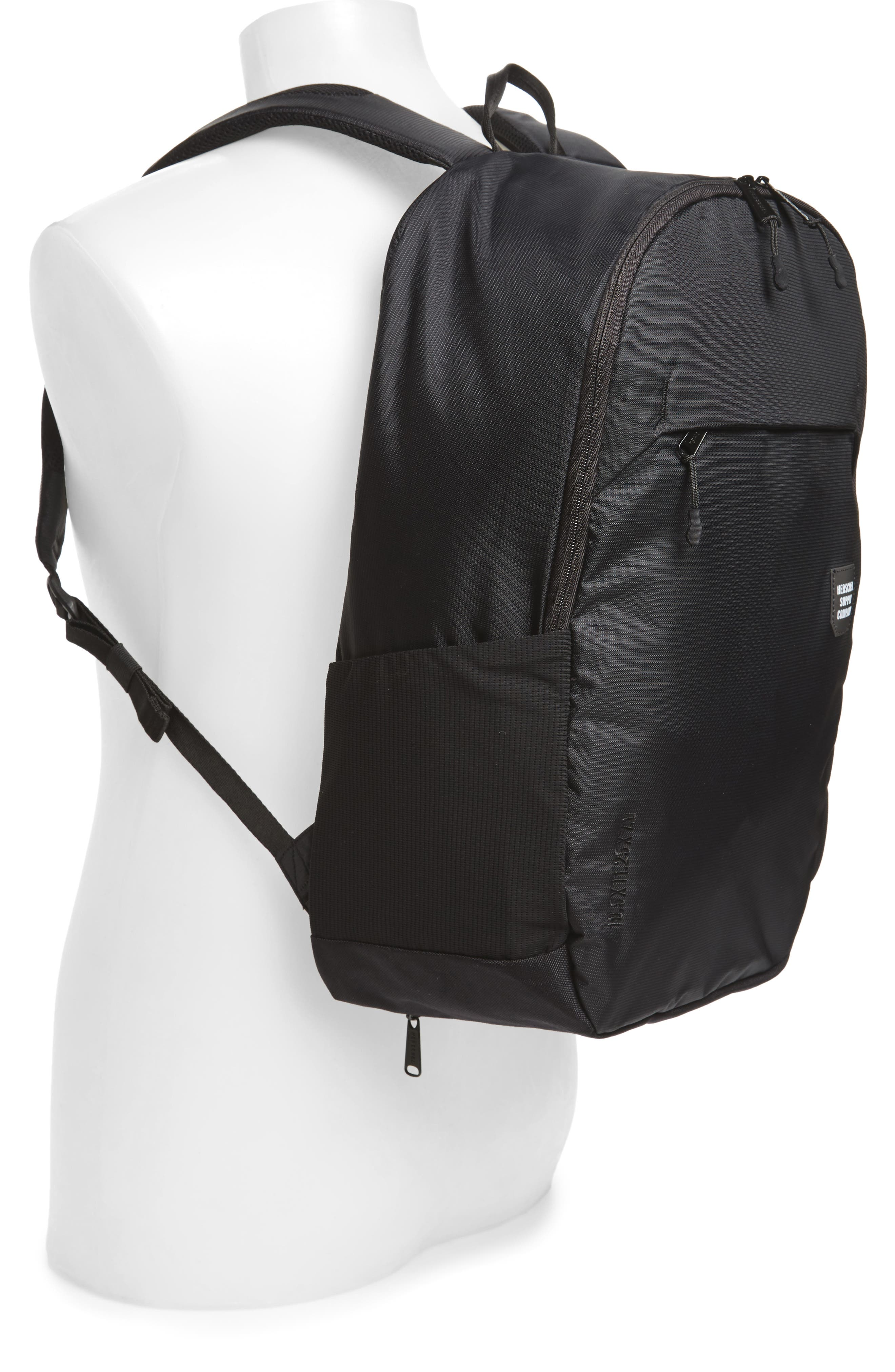 Mammoth Trail Backpack,                             Alternate thumbnail 2, color,                             Black