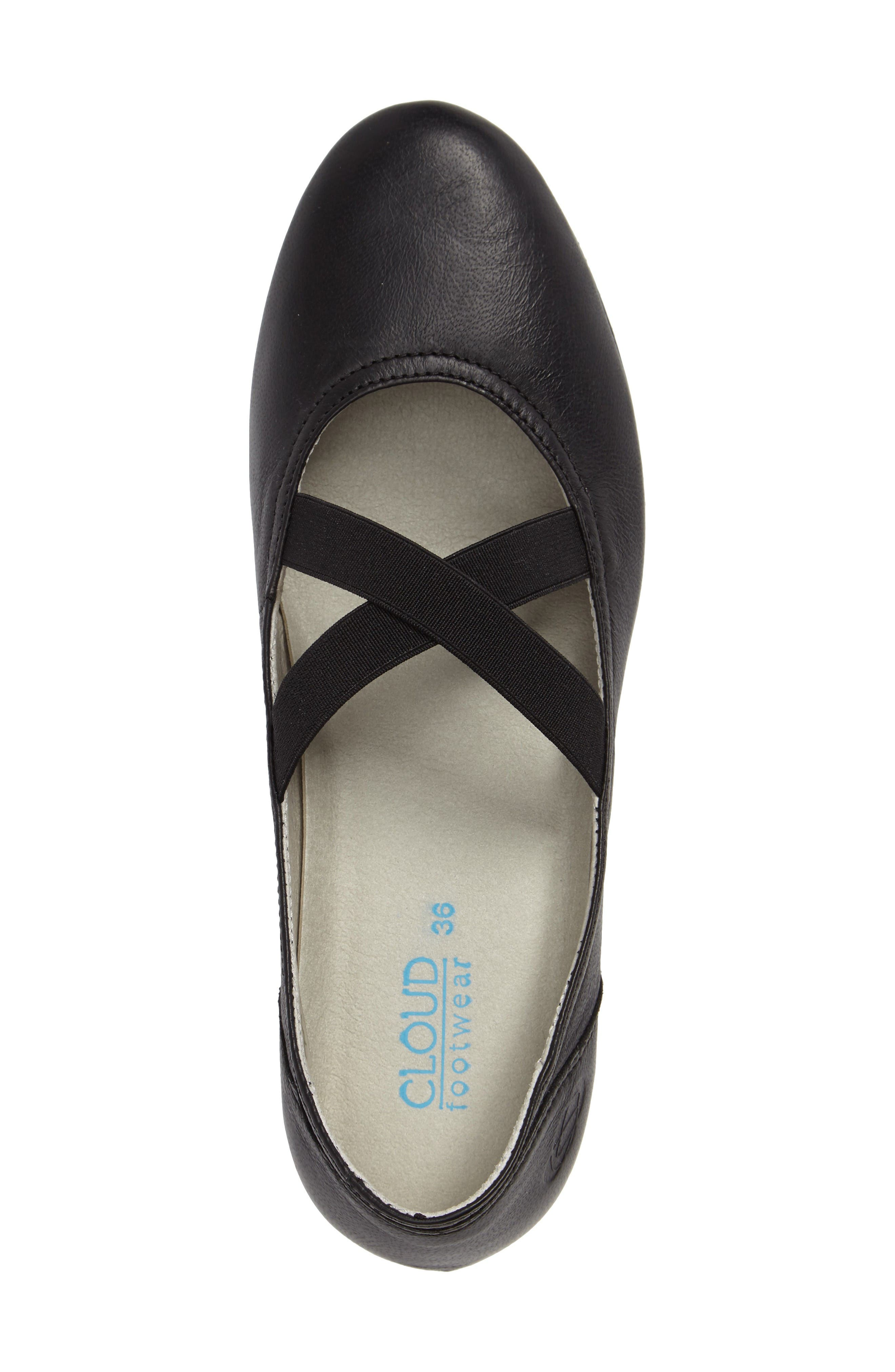 Alternate Image 3  - CLOUD Ballet Strappy Flat (Women)