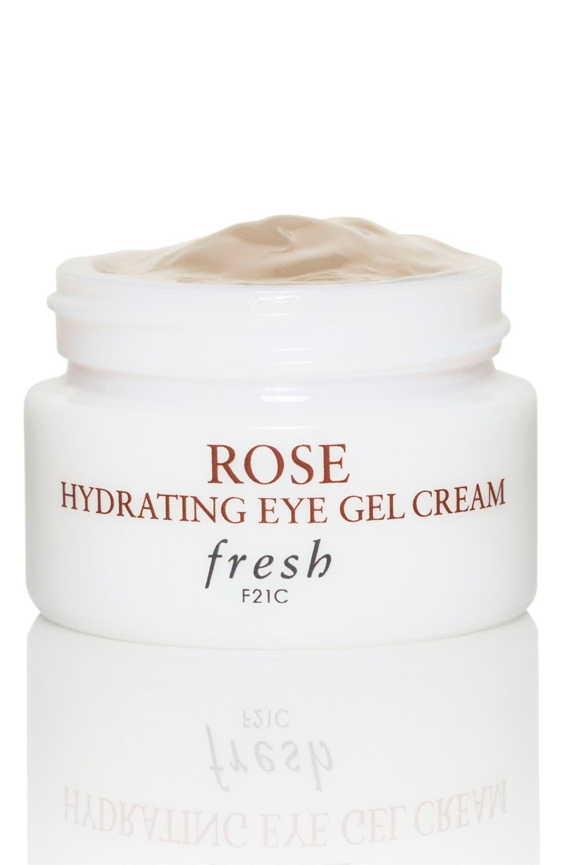 Rose Hydrating Eye Gel Cream,                         Main,                         color, No Color