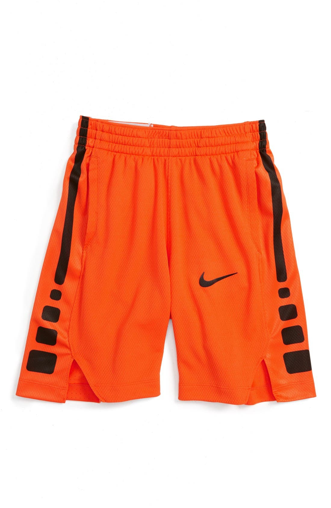Alternate Image 1 Selected - Nike Dry Elite Basketball Shorts (Little Boys & Big Boys)
