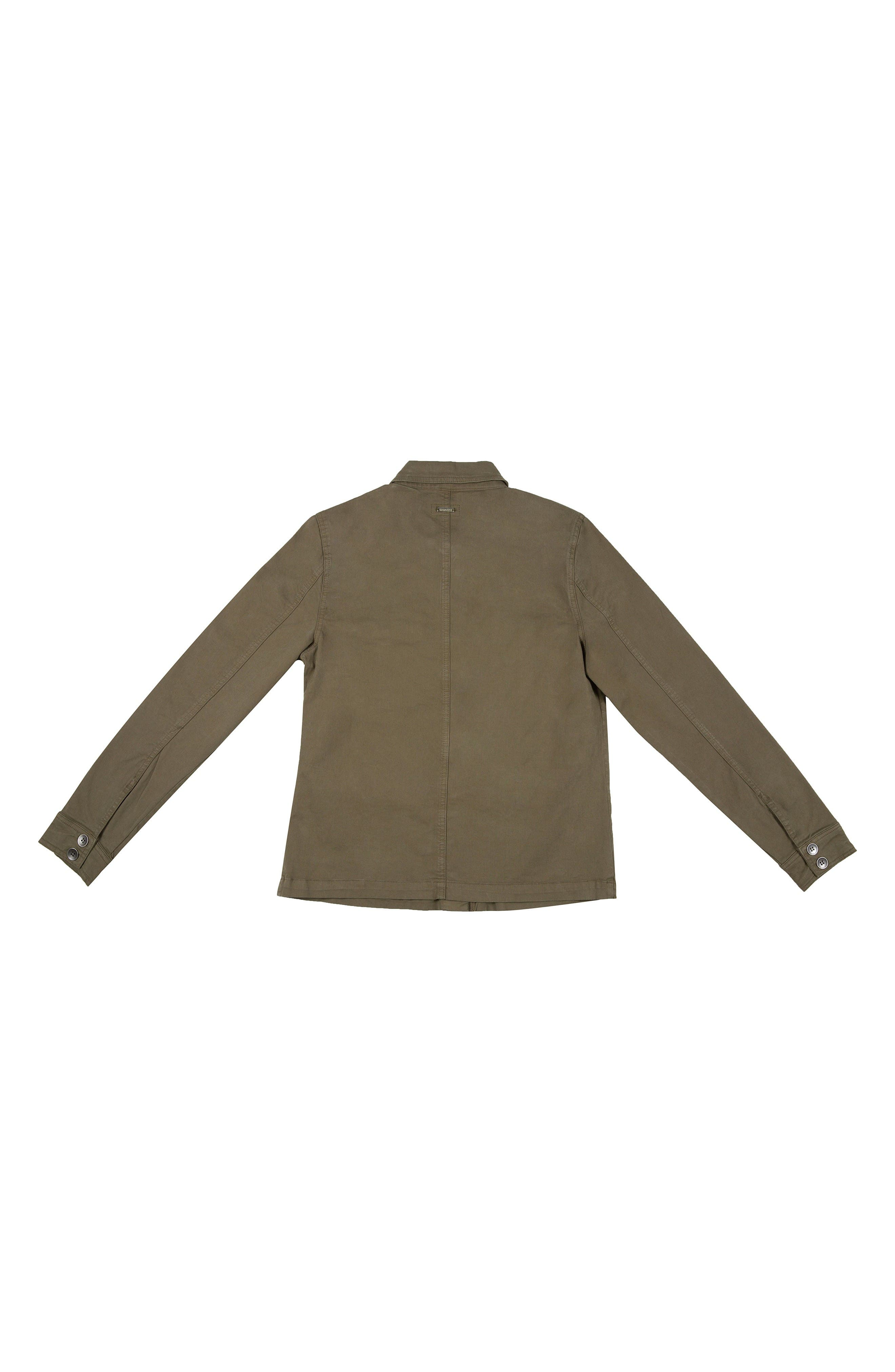 Field Jacket,                             Alternate thumbnail 2, color,                             Green