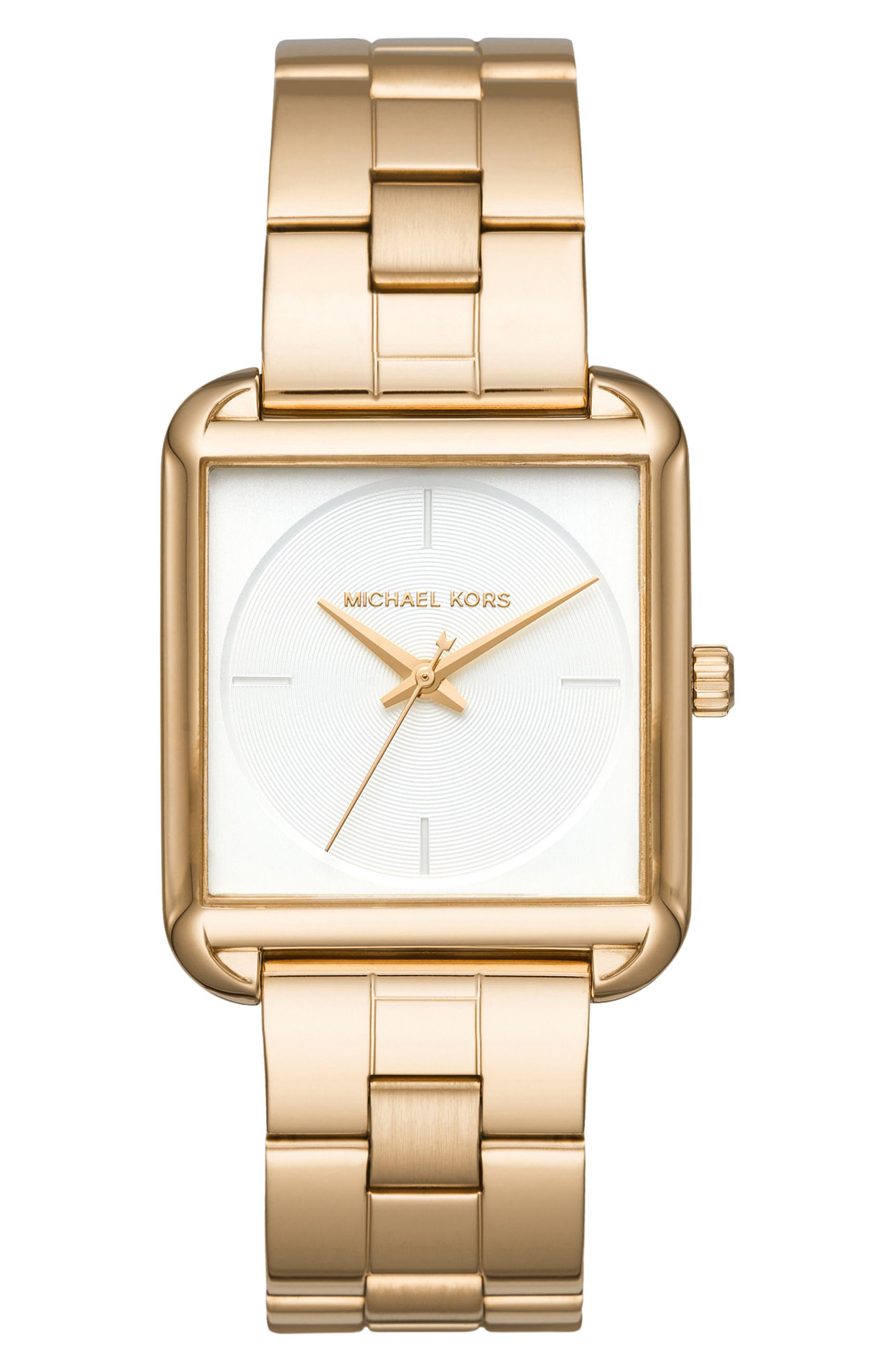 Alternate Image 1 Selected - Michael Kors Lake Bracelet Watch, 32mm