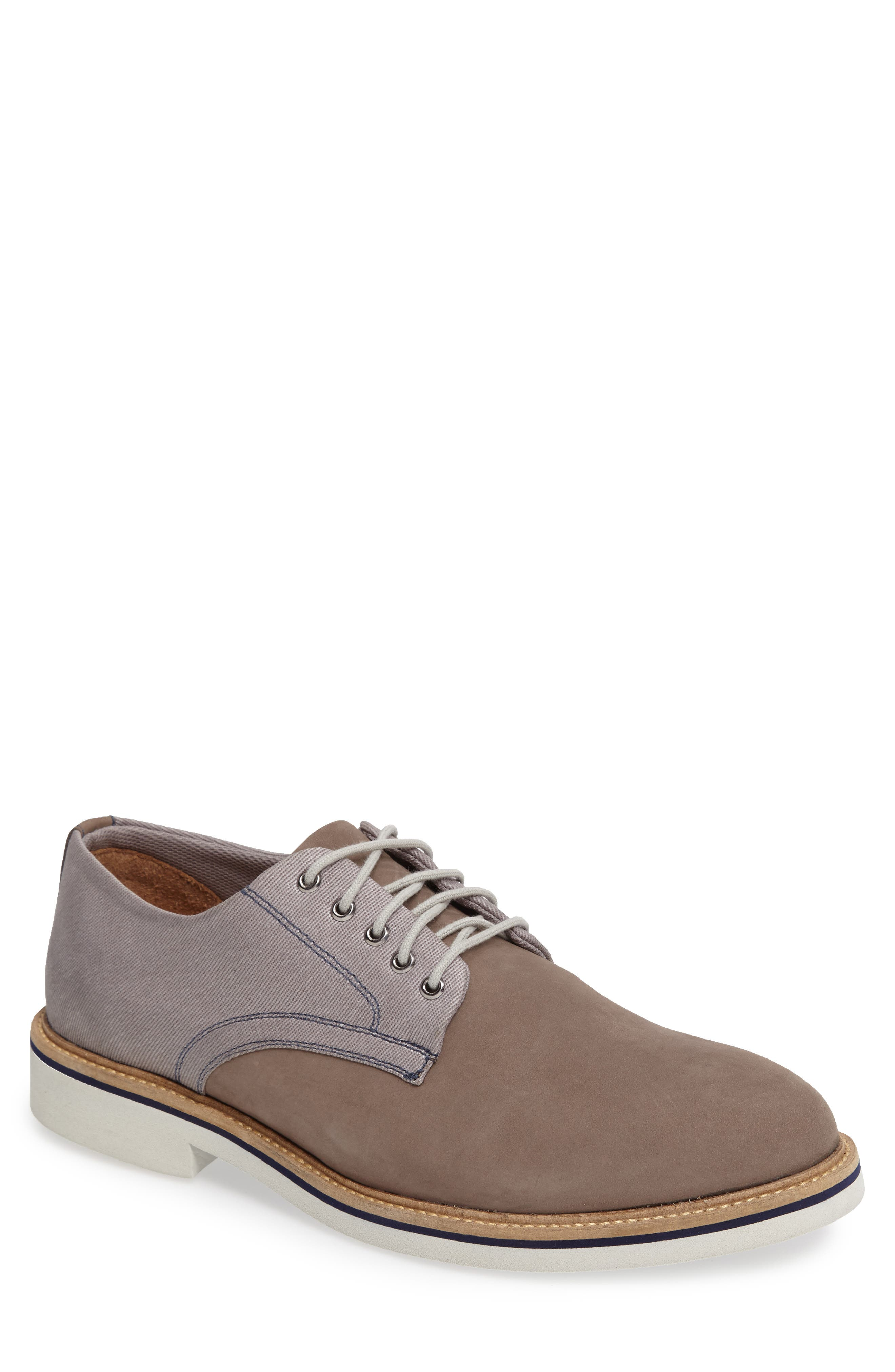 Alternate Image 1 Selected - 1901 Jefferson Buck Shoe (Men)