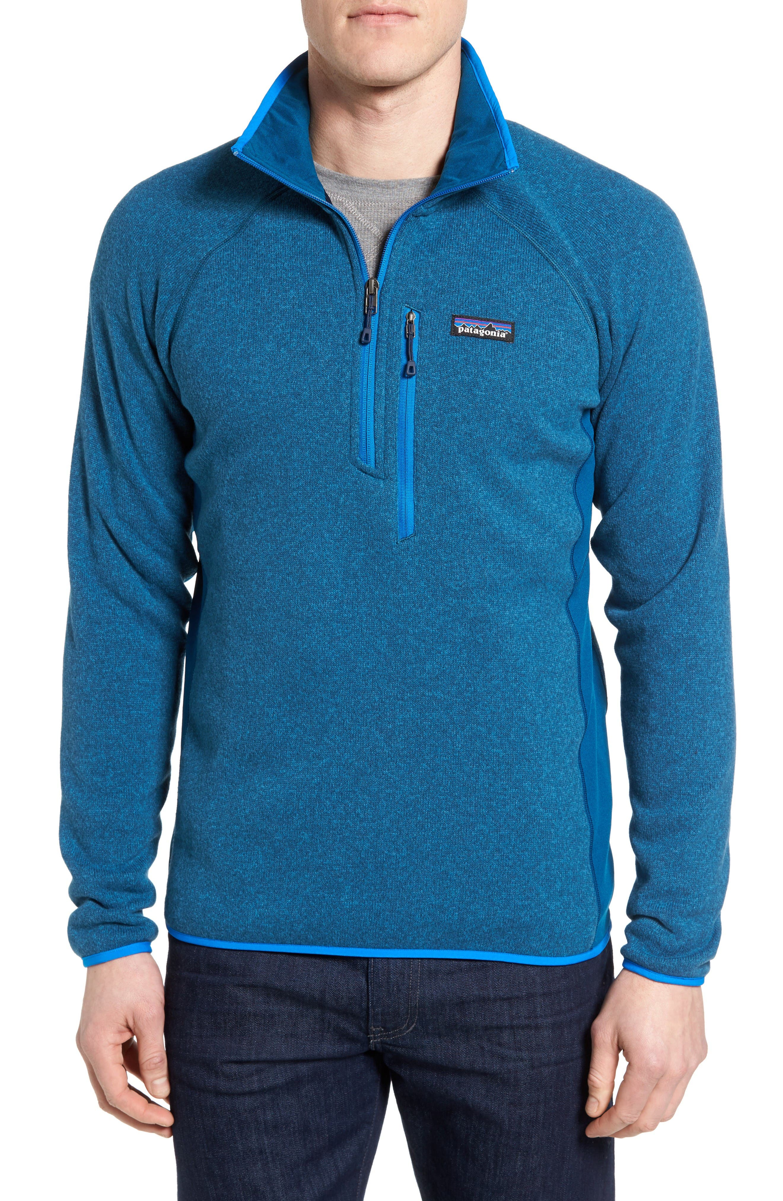 Alternate Image 1 Selected - Patagonia Performance Pullover