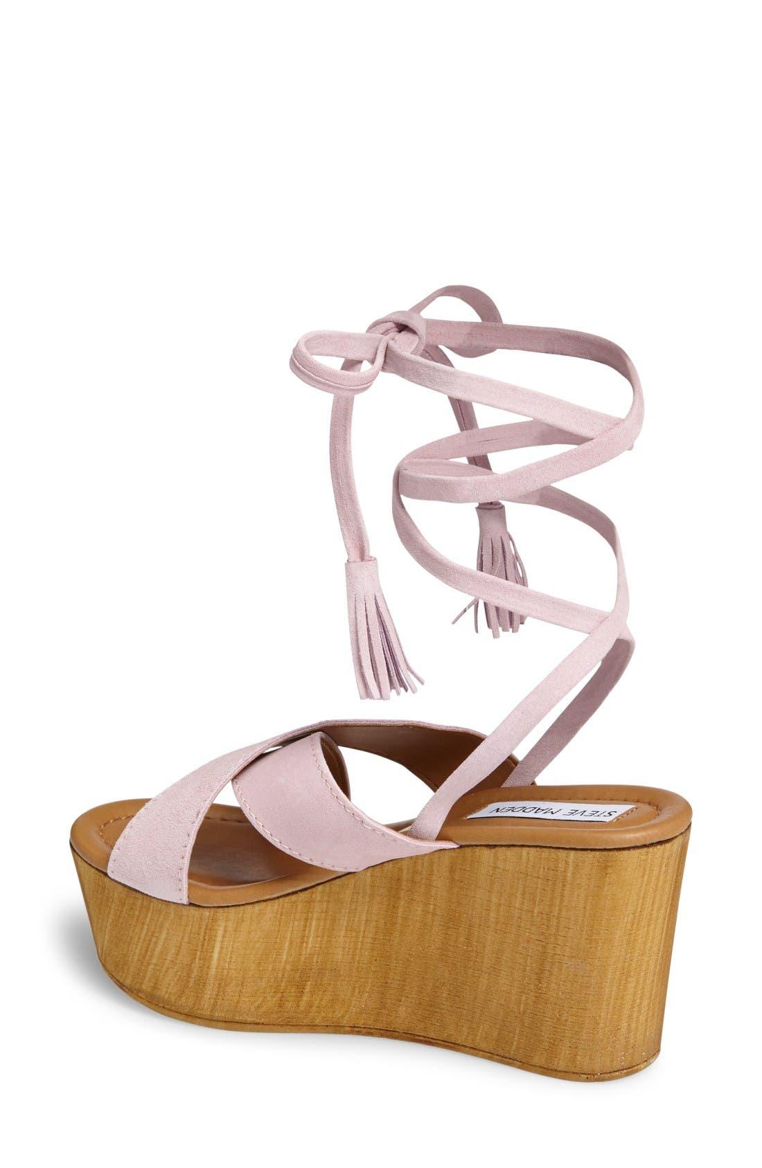 Alternate Image 2  - Steve Madden Shella Platform Sandal (Women)