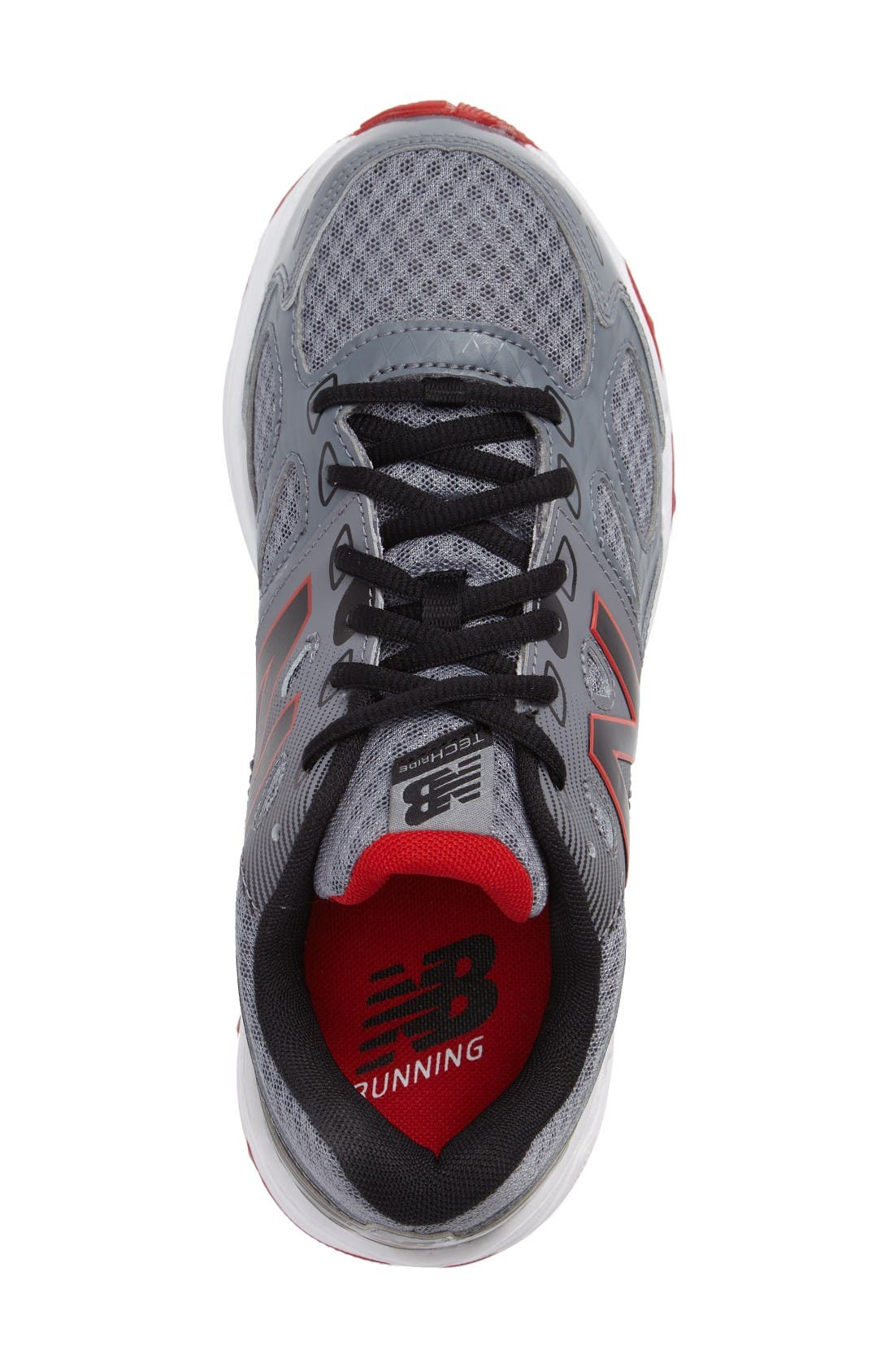 Alternate Image 3  - New Balance 680v3 Sneaker (Toddler, Little Kid & Big Kid)