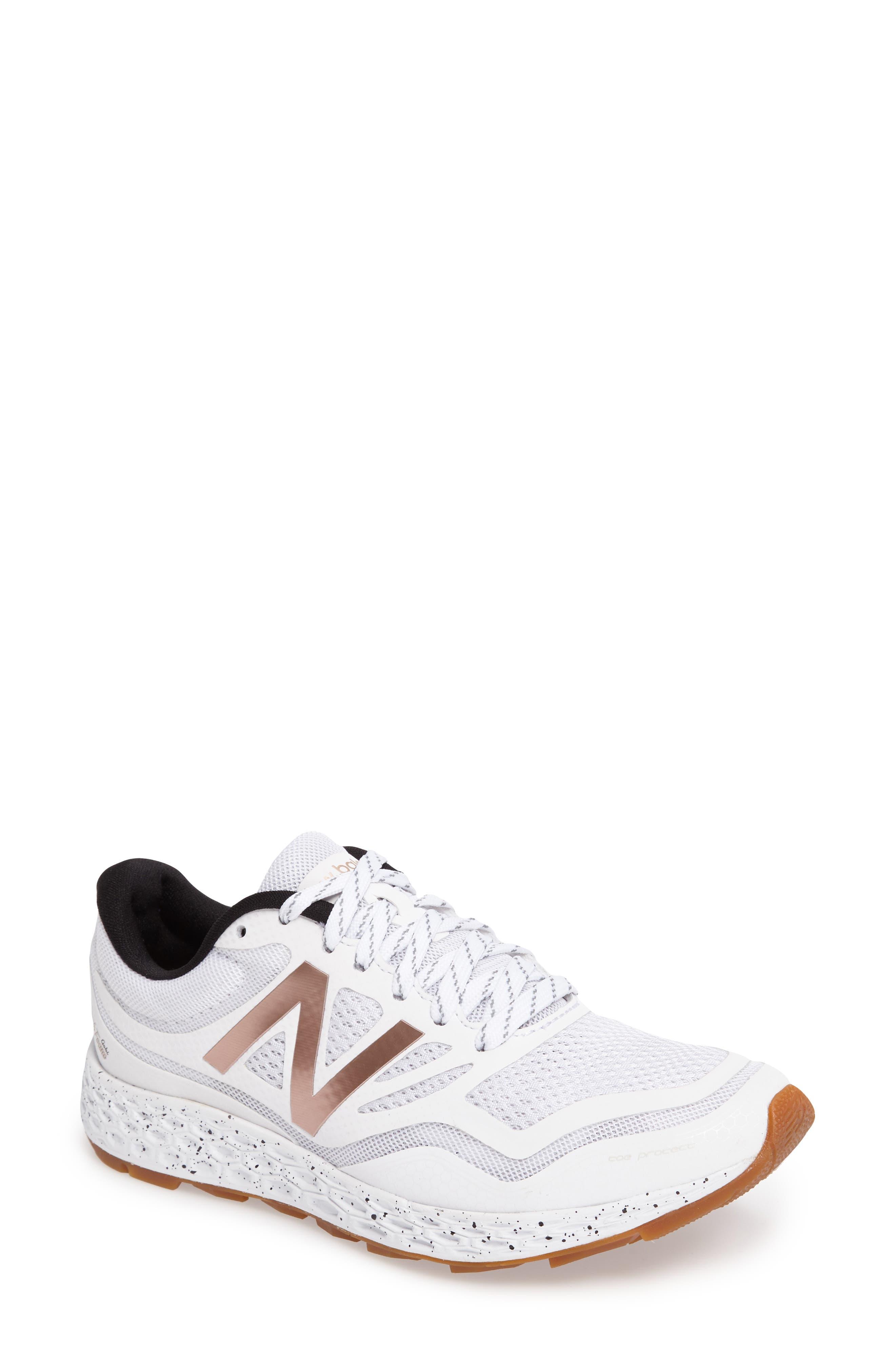 Alternate Image 1 Selected - New Balance Gobi Fresh Foam Trail Running Shoe (Women)