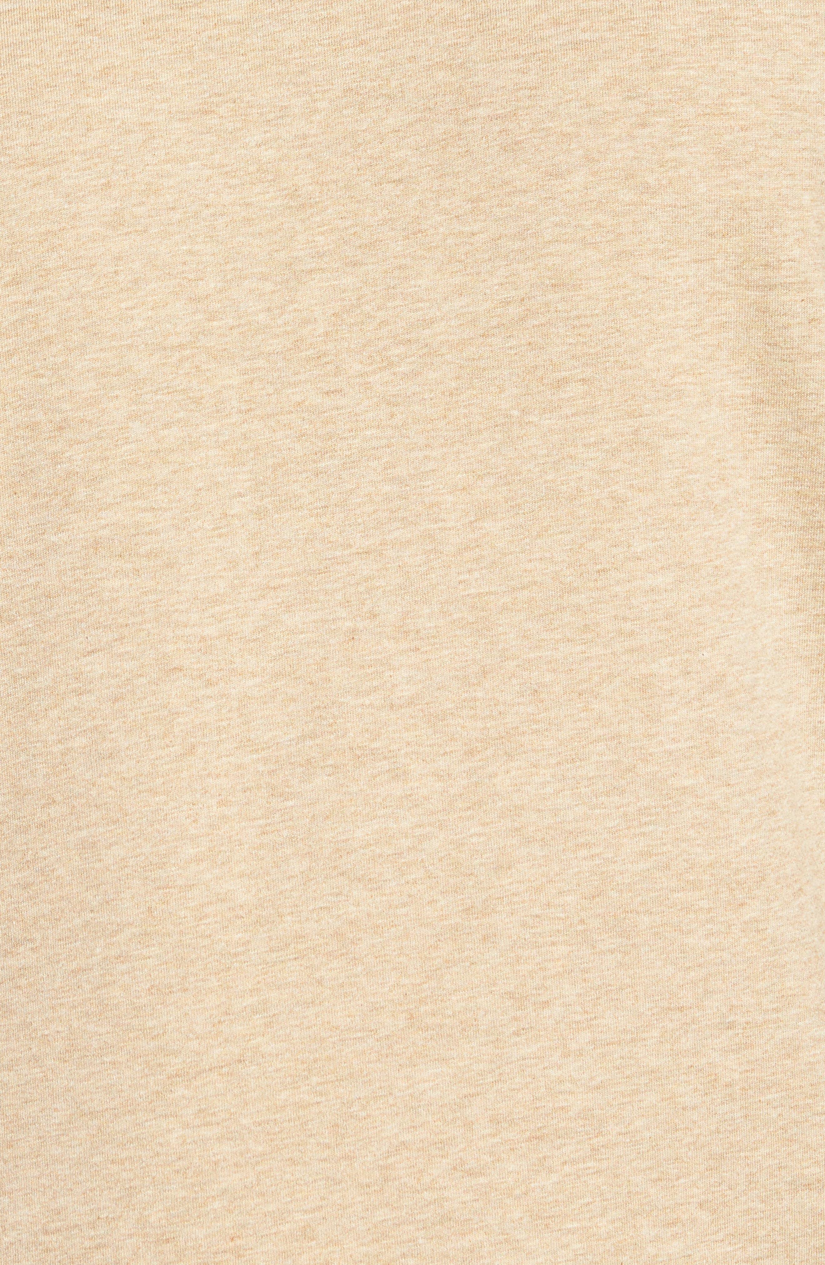 Alternate Image 5  - Thaddeus Steve Stretch Jersey T-Shirt