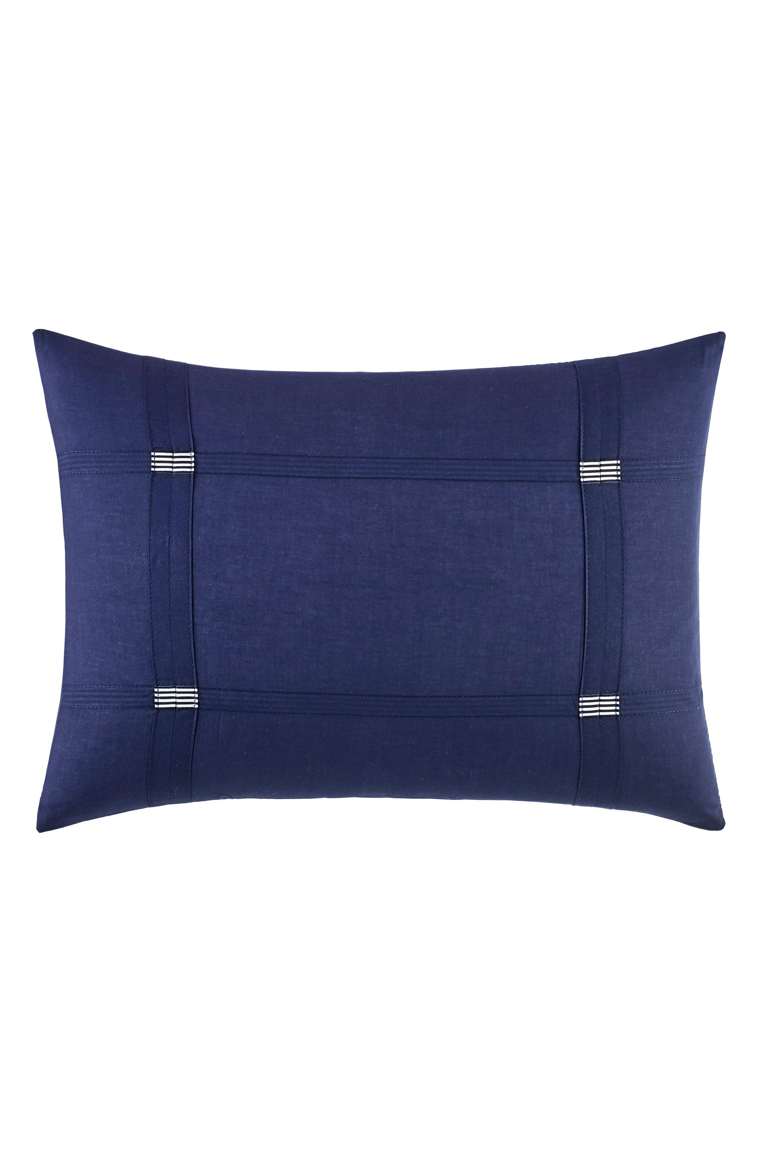 Vera Wang Chevron Accent Pillow