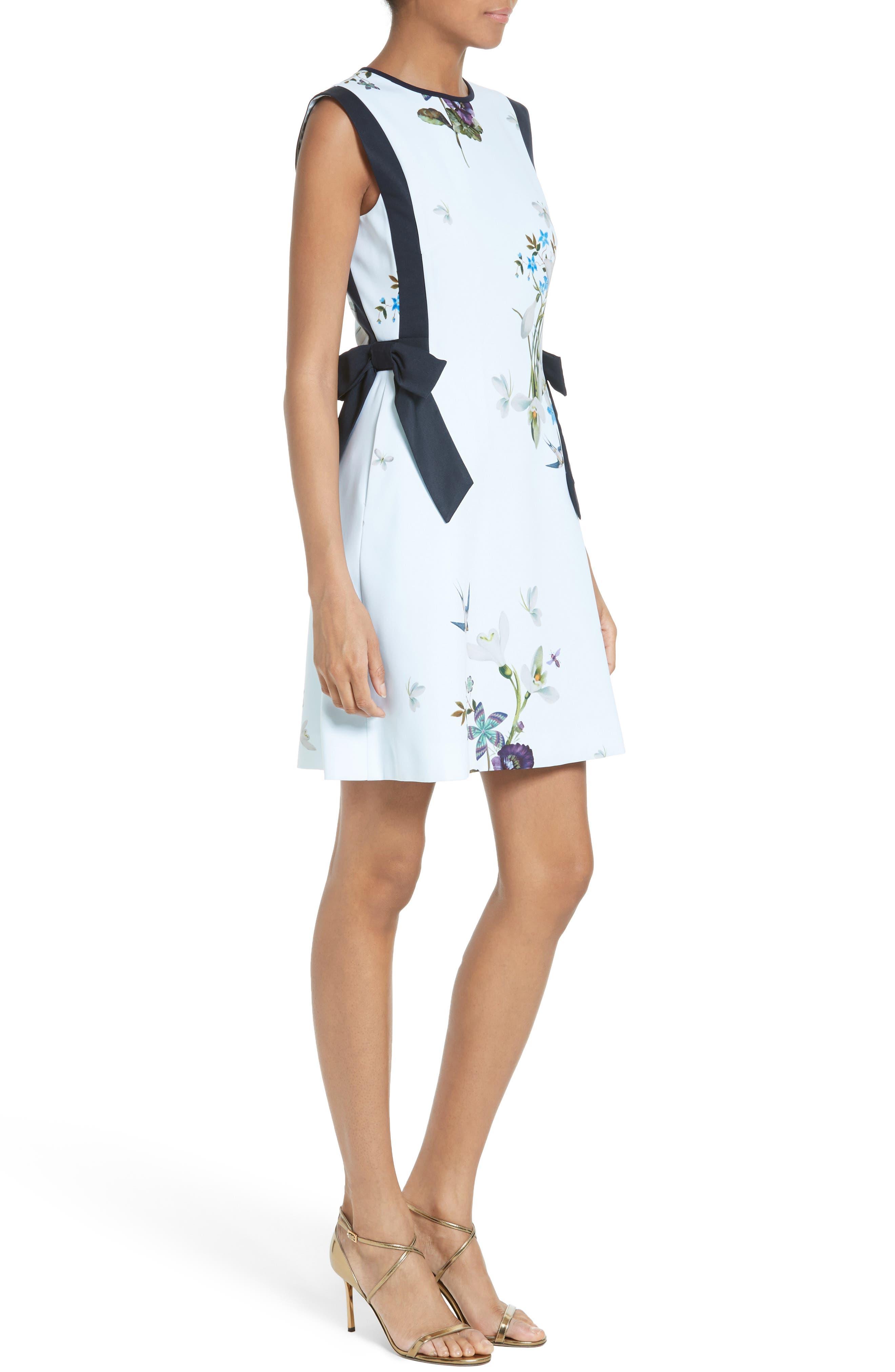 Alternate Image 4  - Ted Baker London Sipnela A-Line Dress