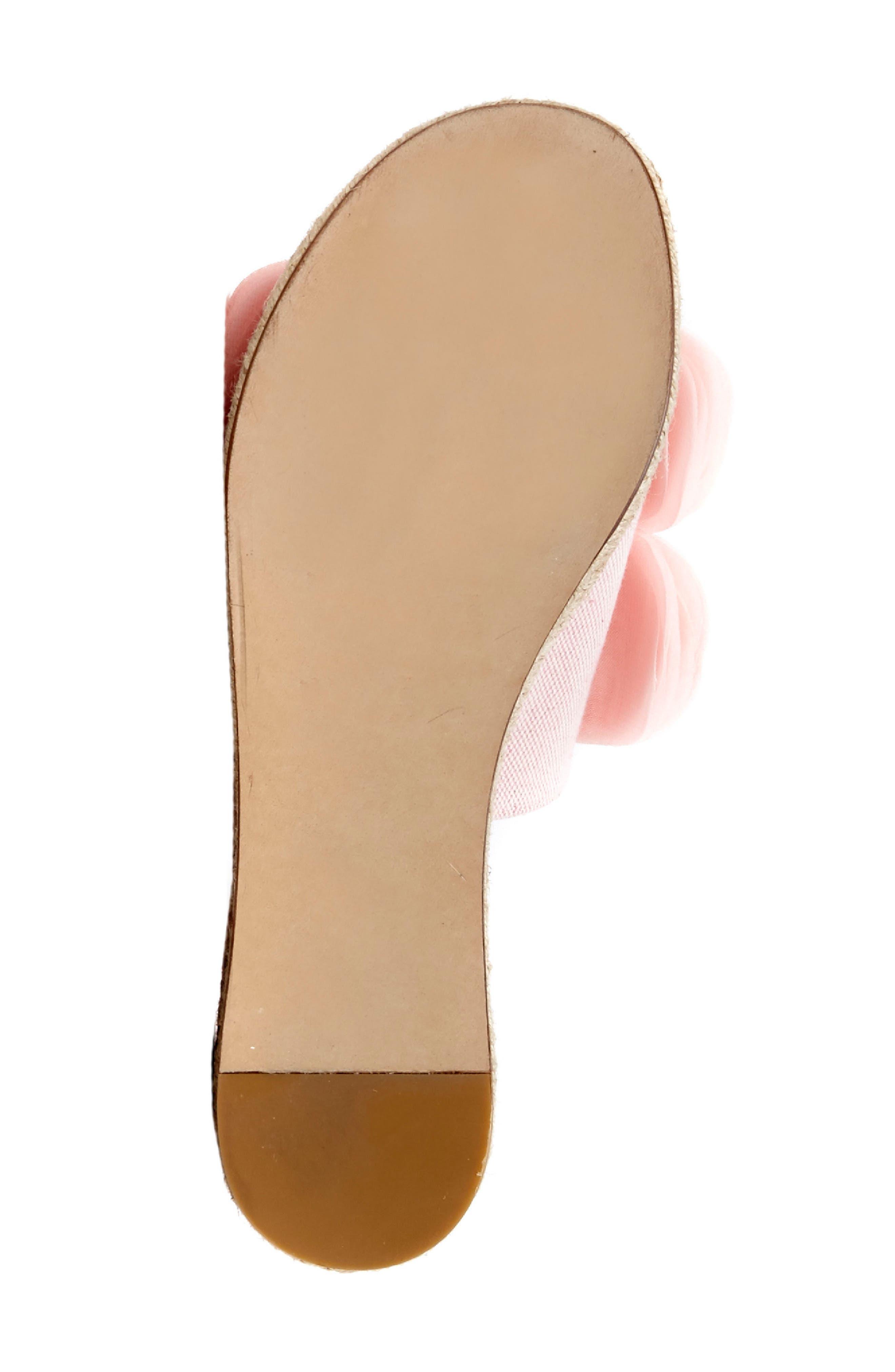 Alternate Image 3  - Mercedes Castillo Espadrille Platform Sandal (Women)