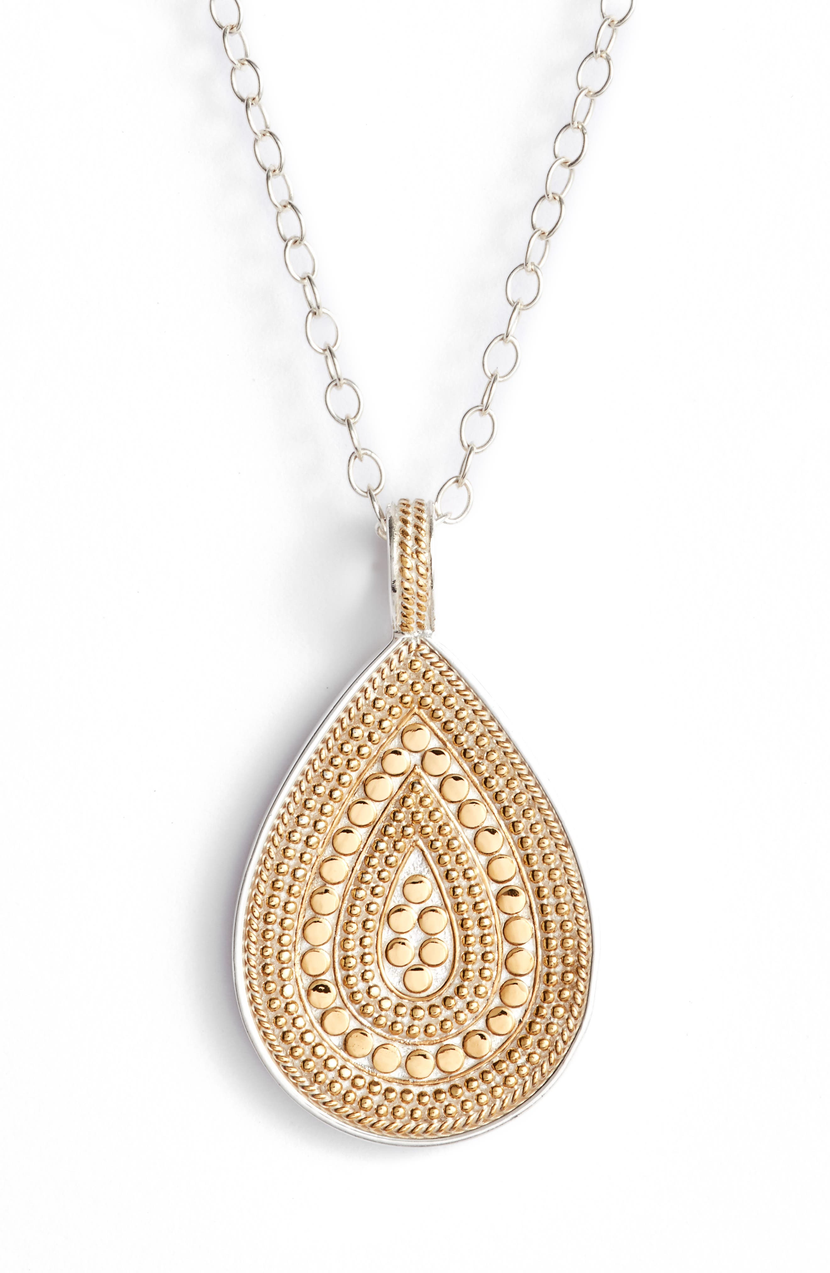 Anna Beck Signature Reversible Long Necklace