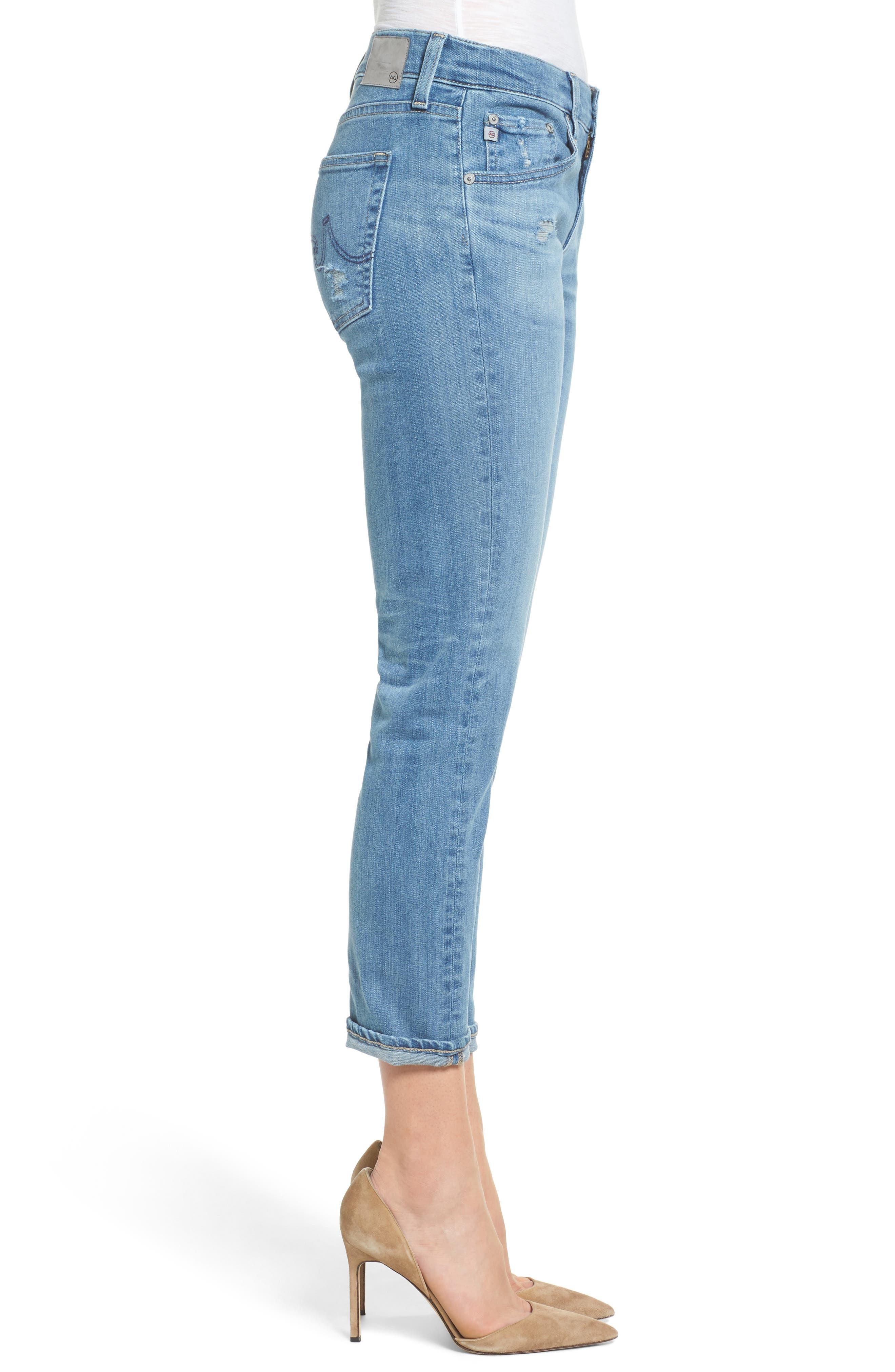 The Ex-Boyfriend Slim Jeans,                             Alternate thumbnail 3, color,                             16 Years Interlude