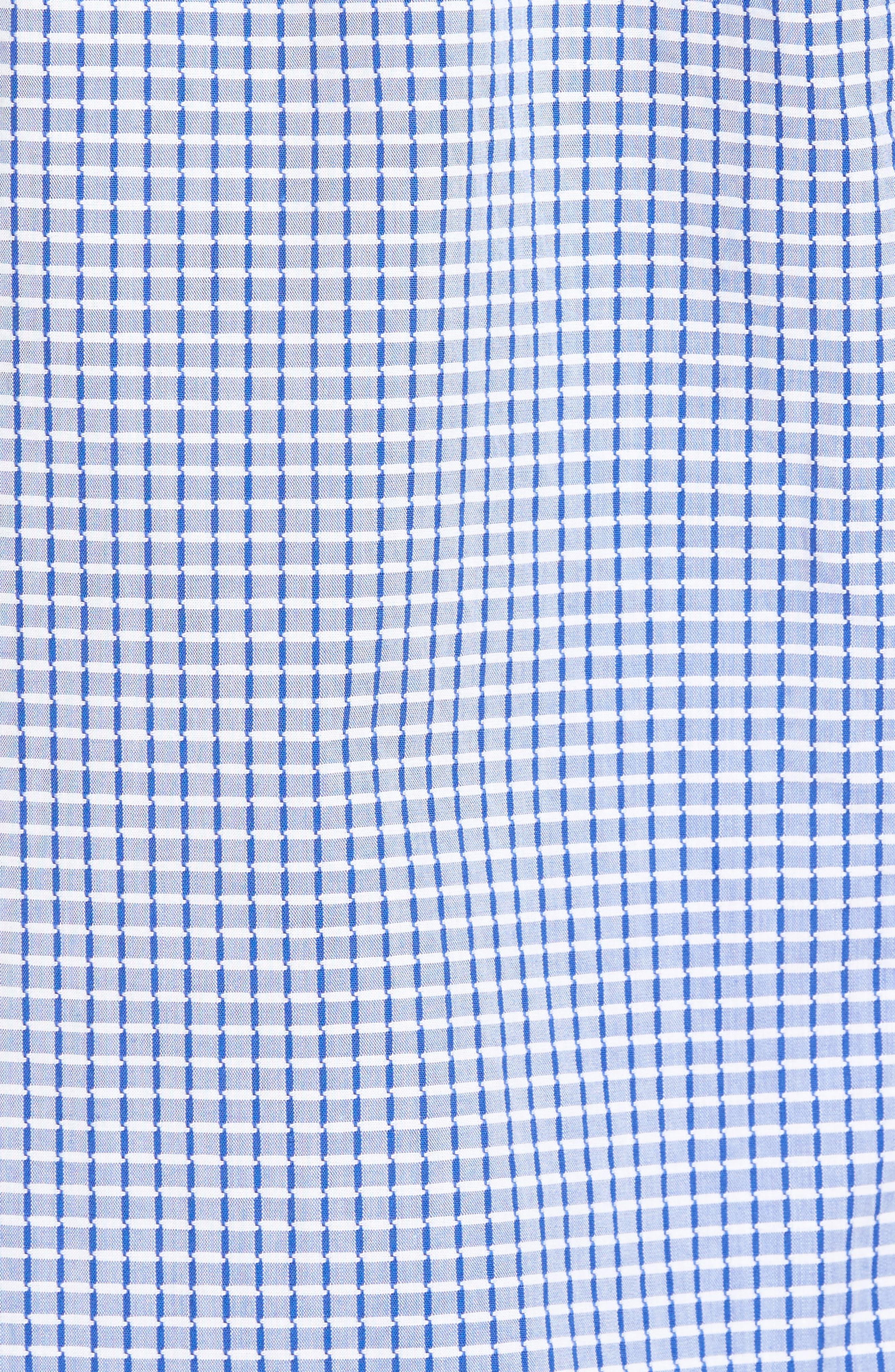 Alternate Image 5  - BOSS Ronn Check Sport Shirt