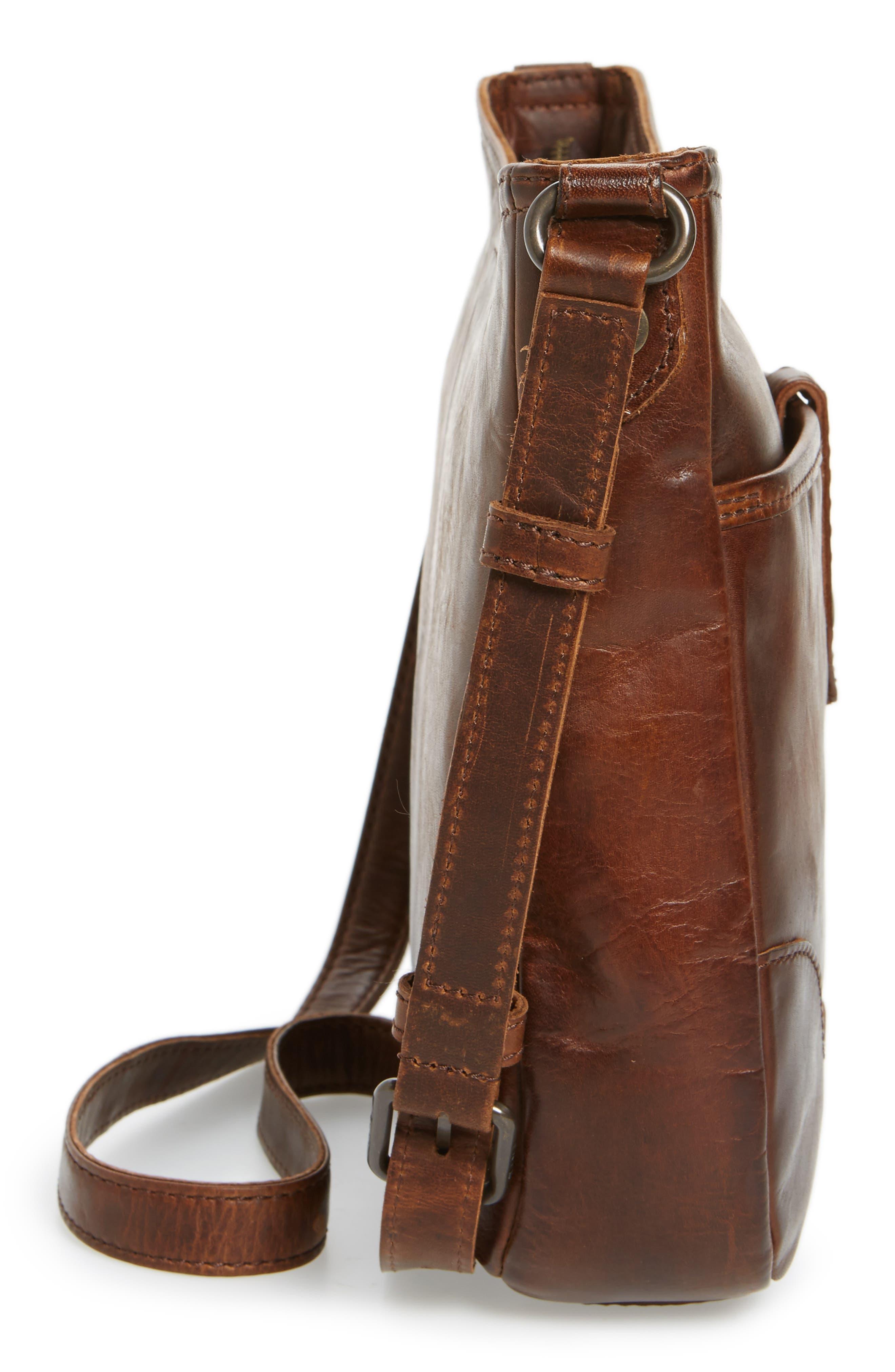 Alternate Image 5  - Frye Melissa Button Crossbody Bag