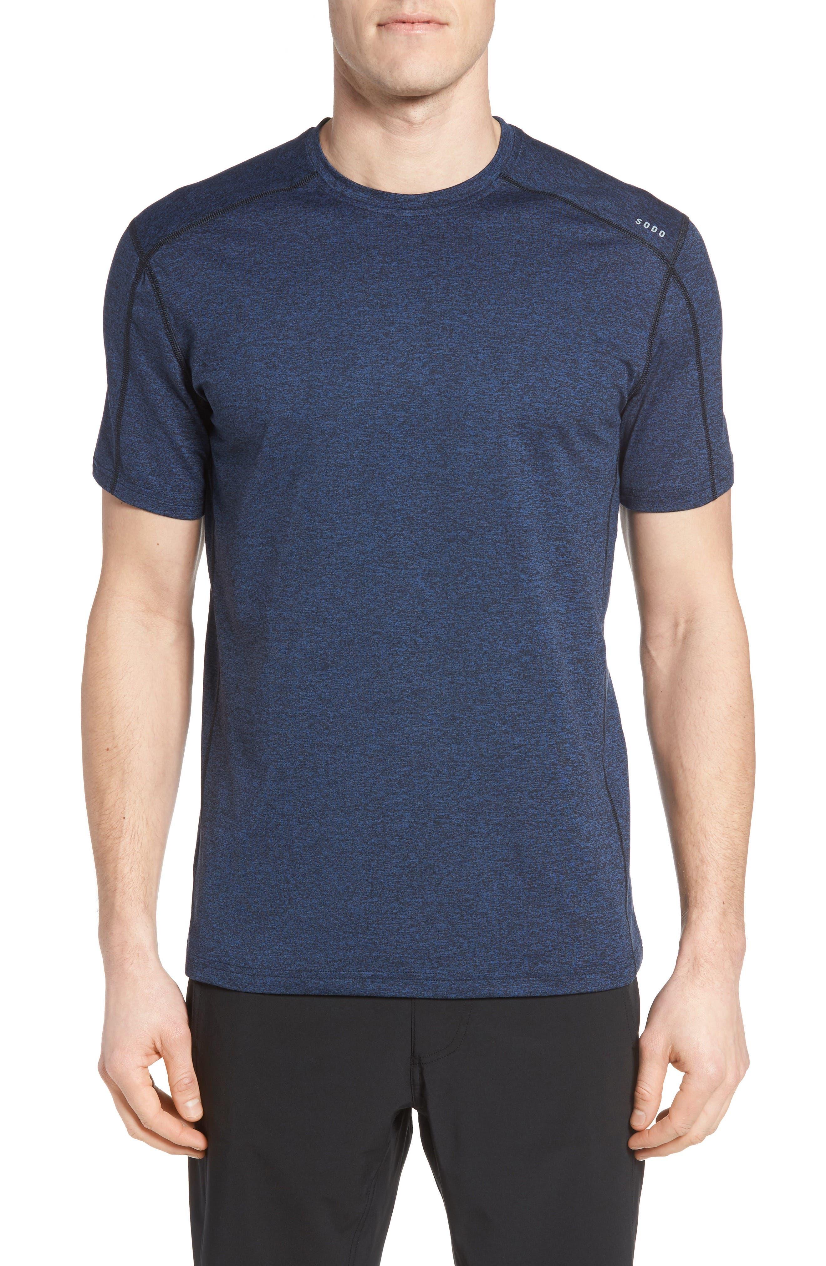 SODO 'Cooldown' Moisture Wicking Training T-Shirt