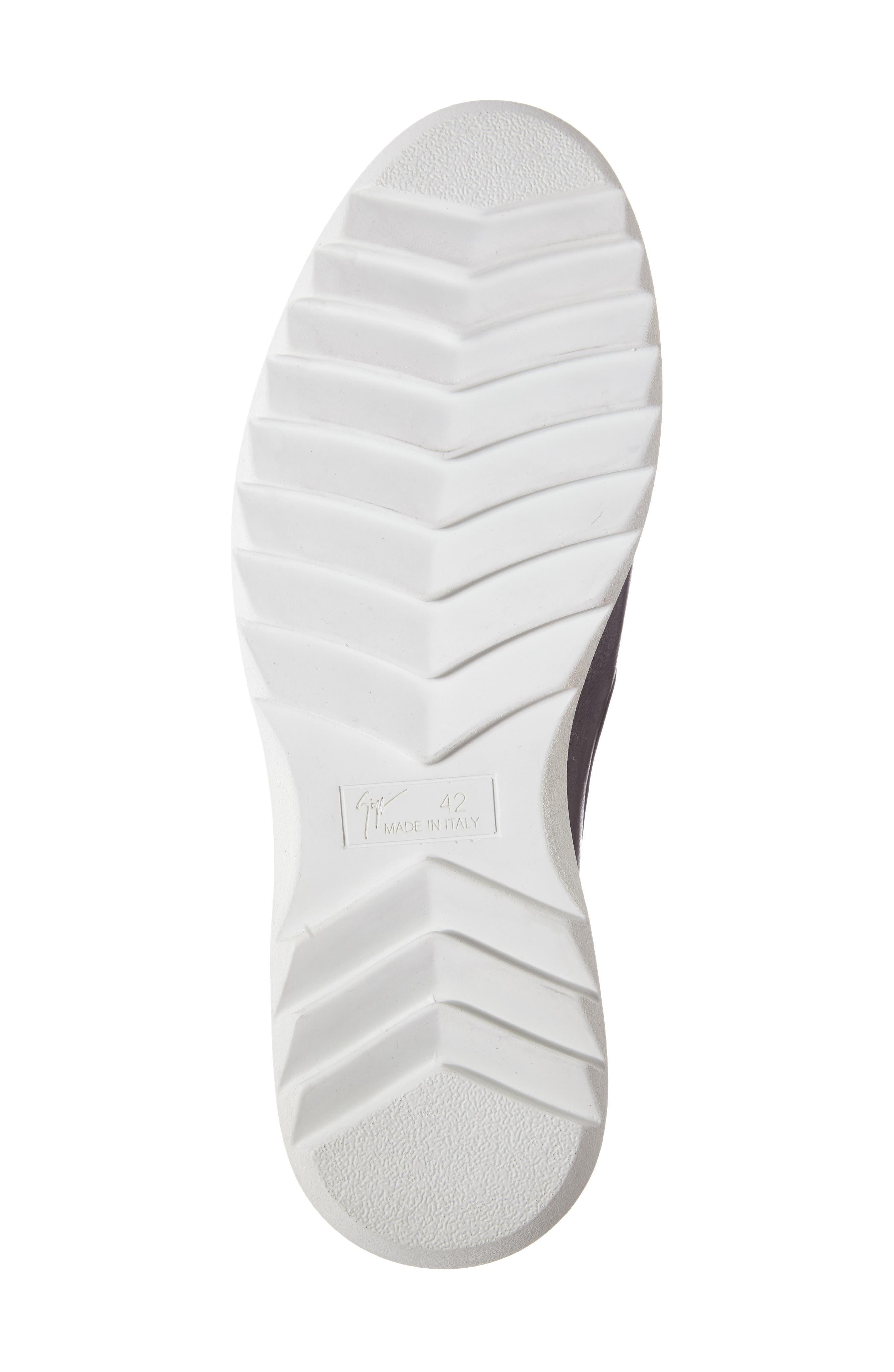 Alternate Image 4  - Giuseppe Zanotti Kevin Loafer Sneaker (Men)