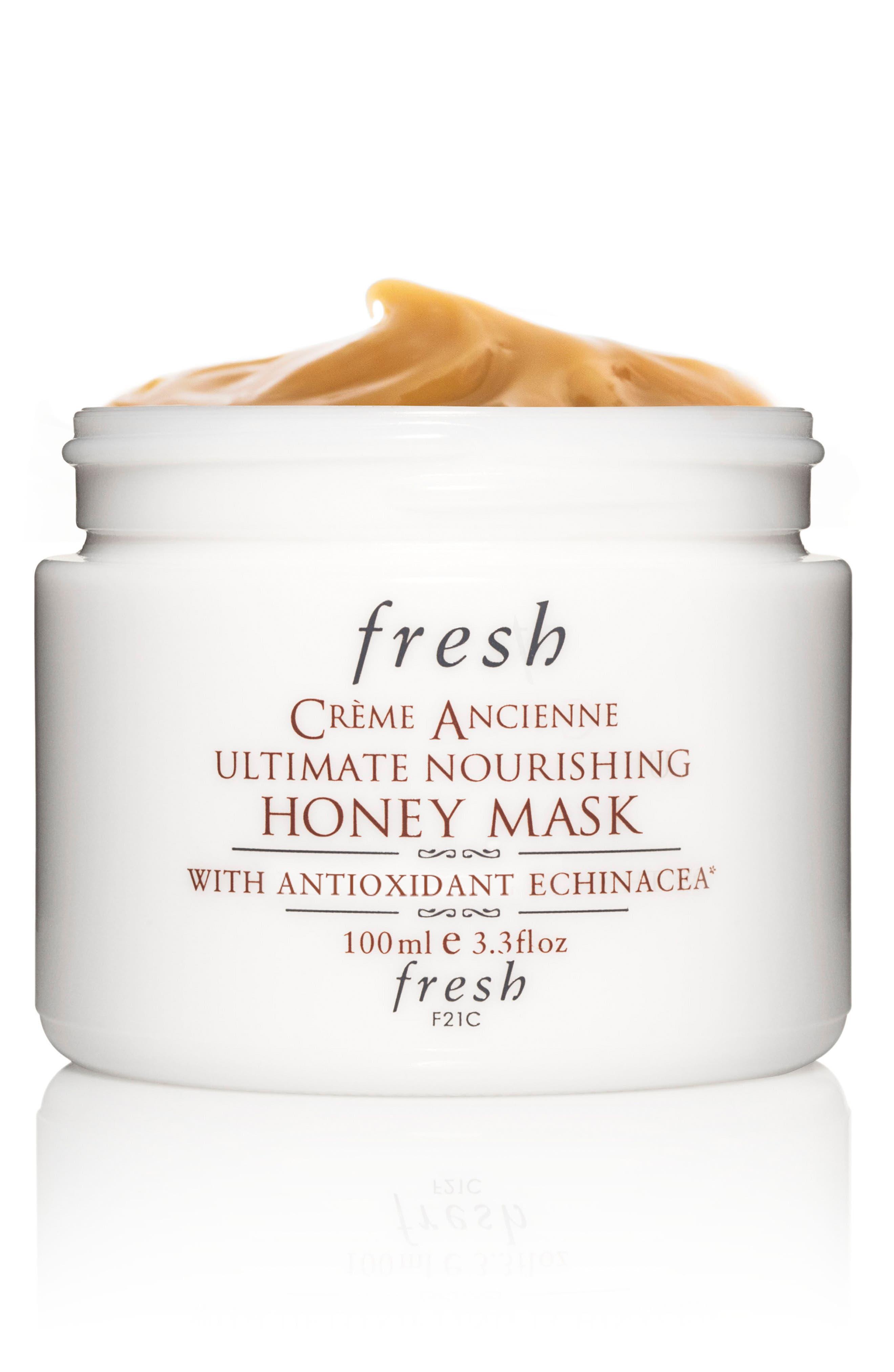 Main Image - Fresh® Crème Ancienne® Ultimate Nourishing Honey Mask