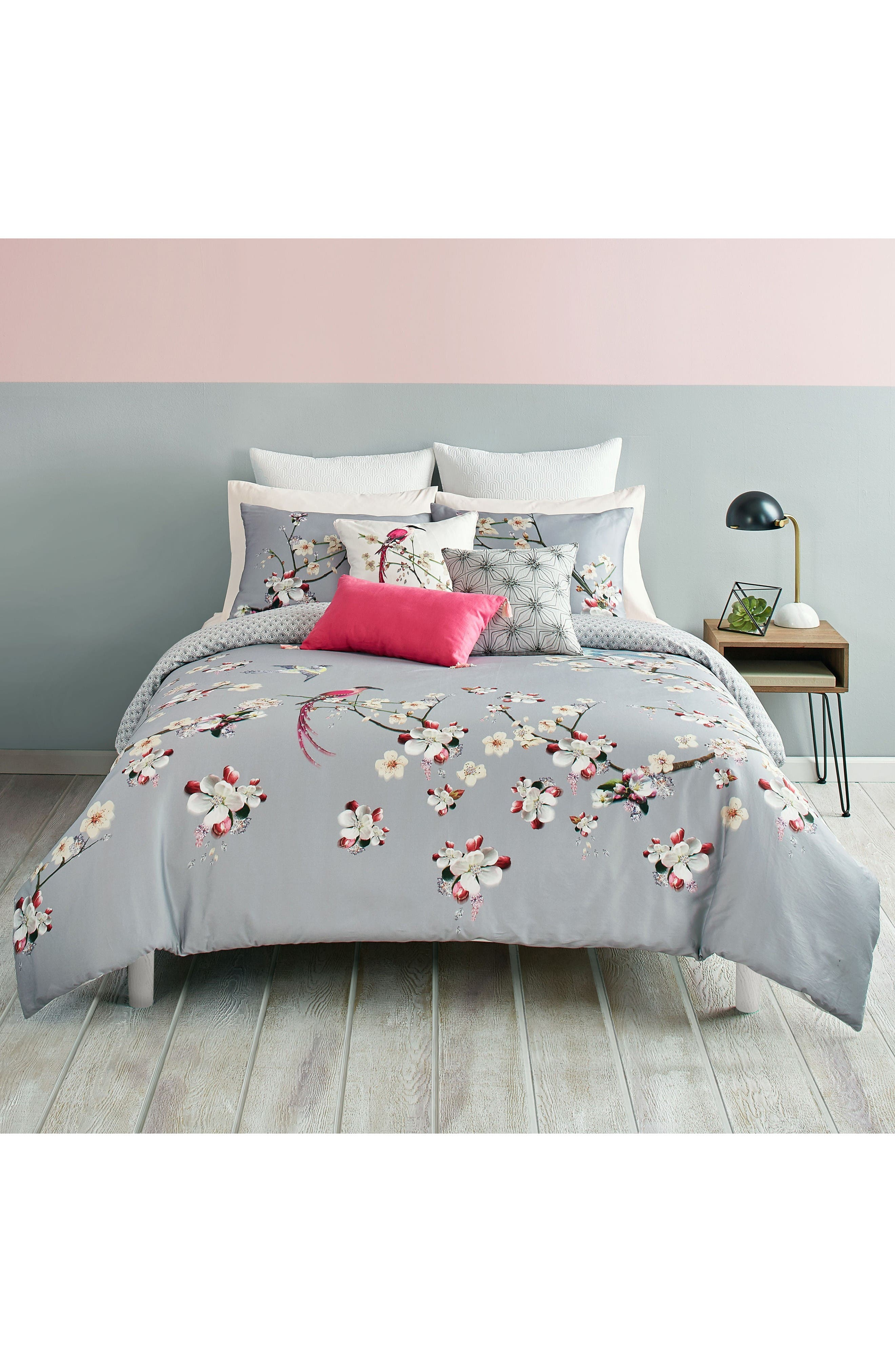 Main Image - Ted Baker London Flight Comforter & Sham Set