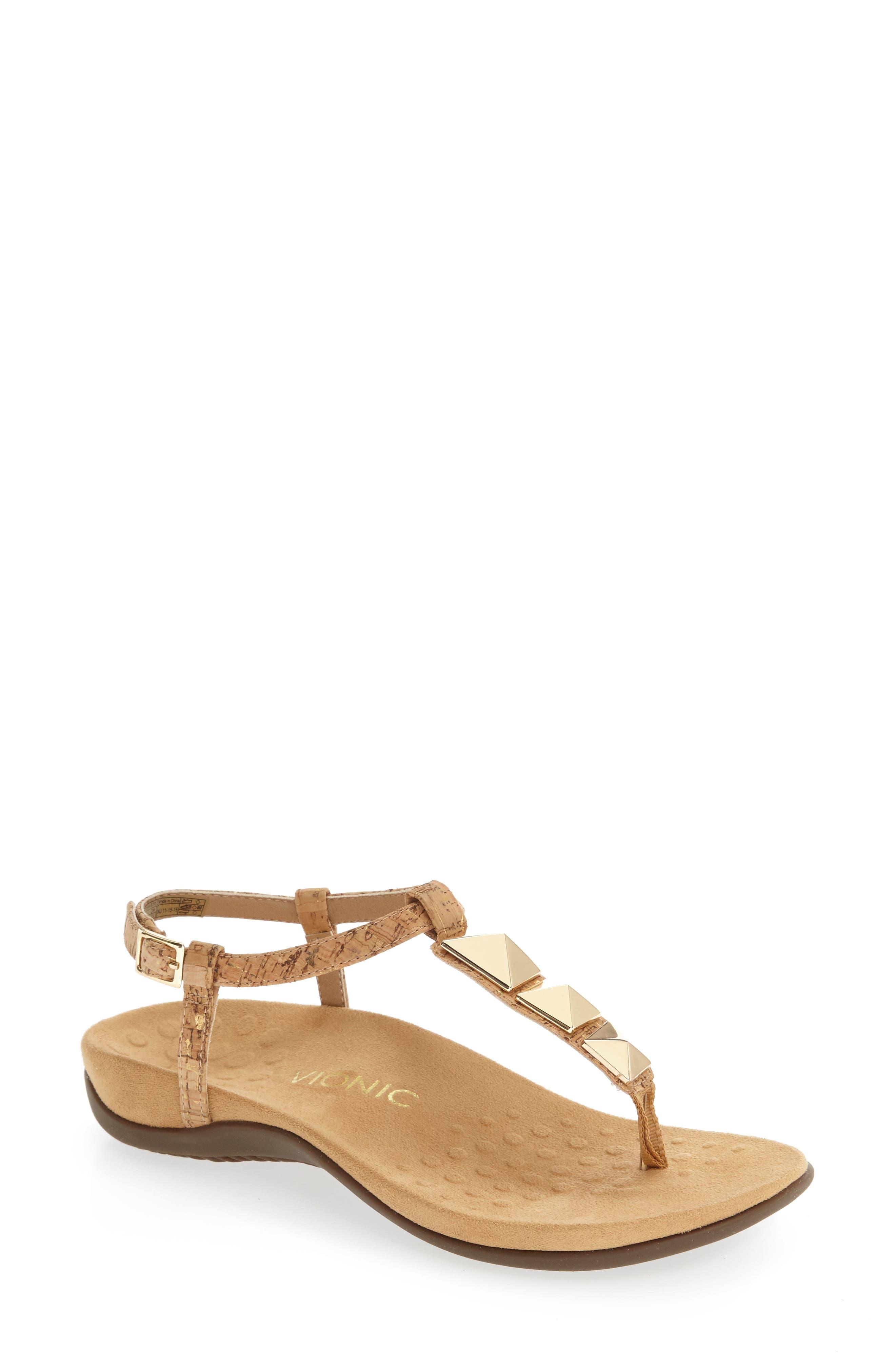Vionic Nala T-Strap Sandal (Women)
