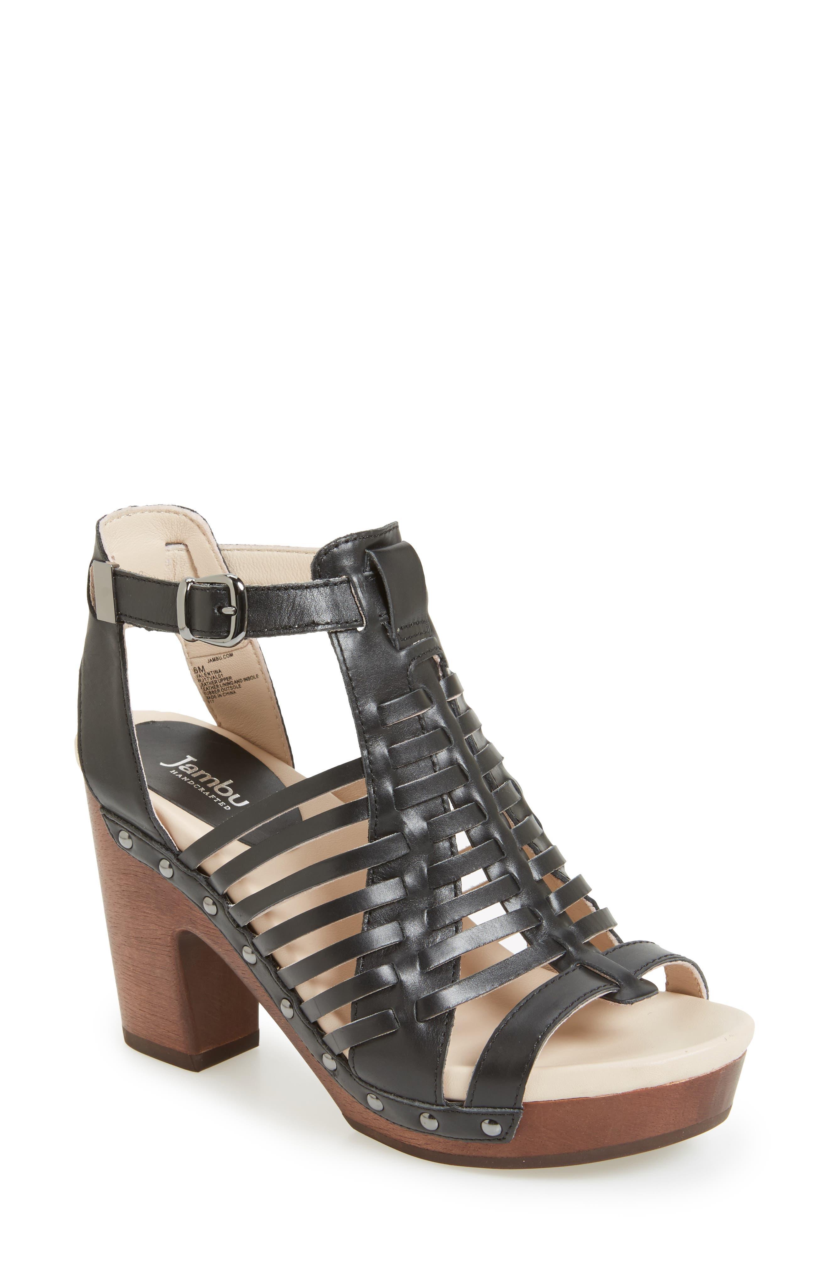 Main Image - Jambu Valentina Strappy Sandal (Women)