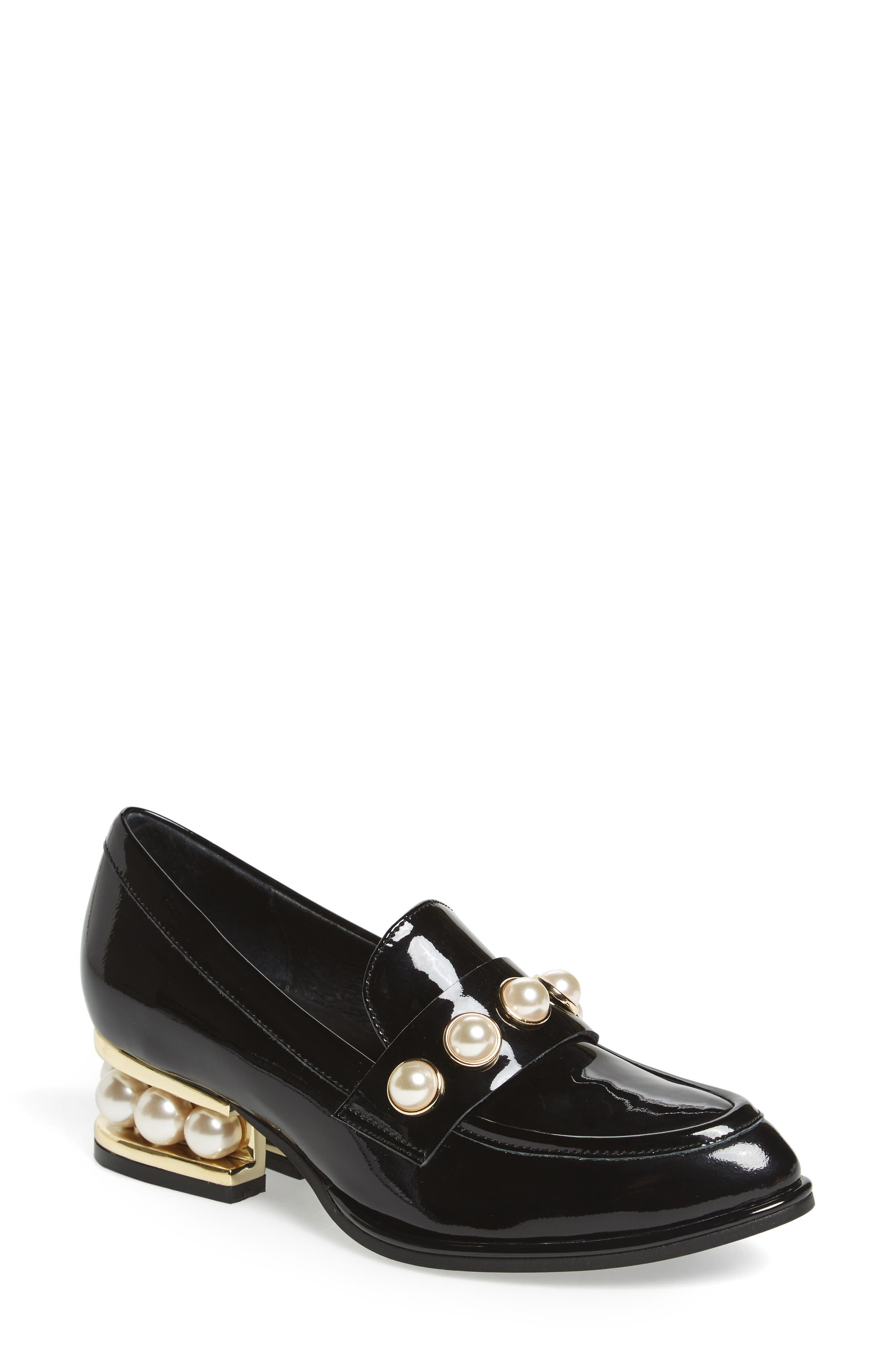 Alternate Image 1 Selected - Jeffrey Campbell Stathy Loafer (Women)