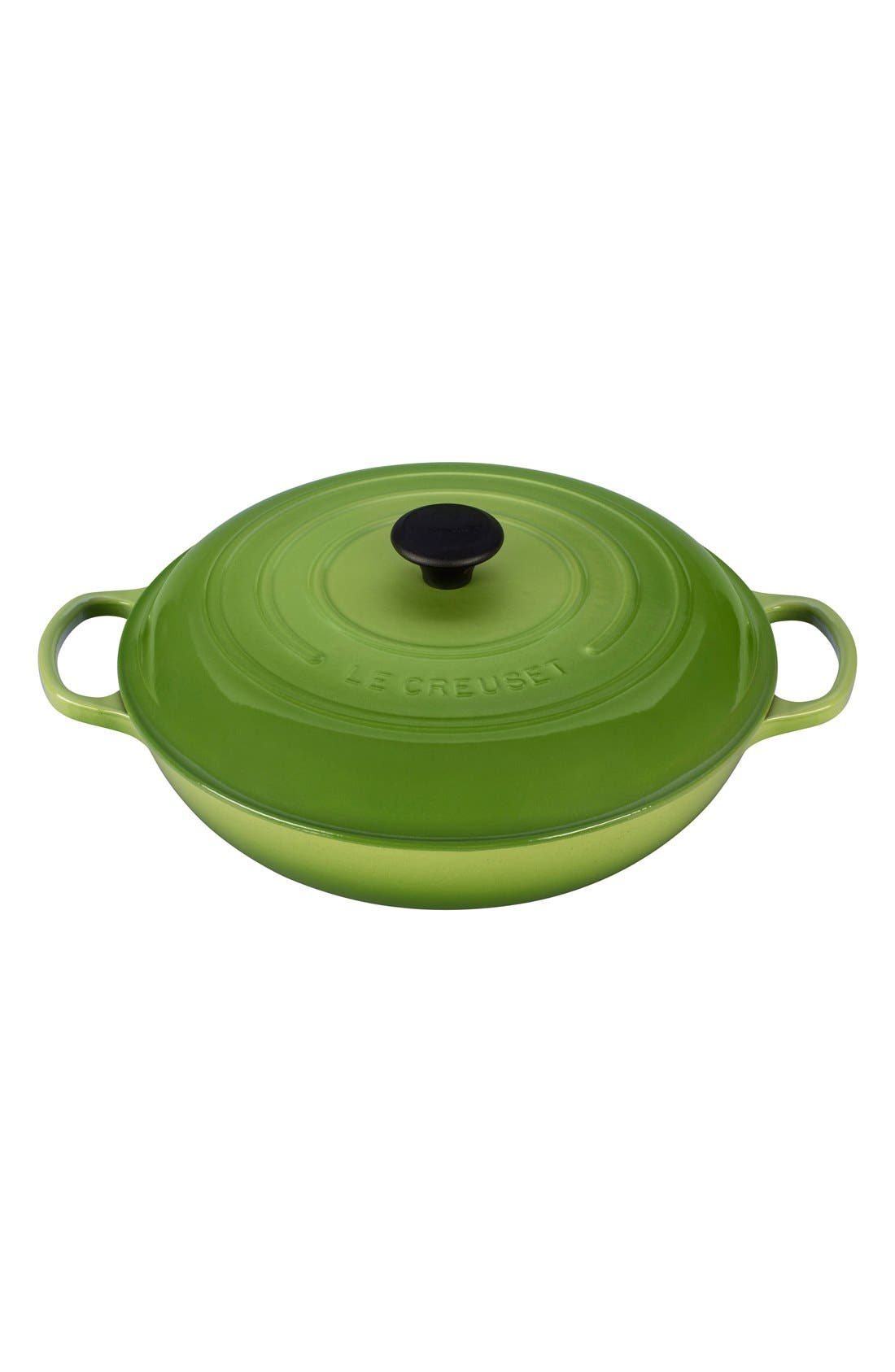 Le Creuset Signature 5 Quart Enameled Cast Iron Braiser