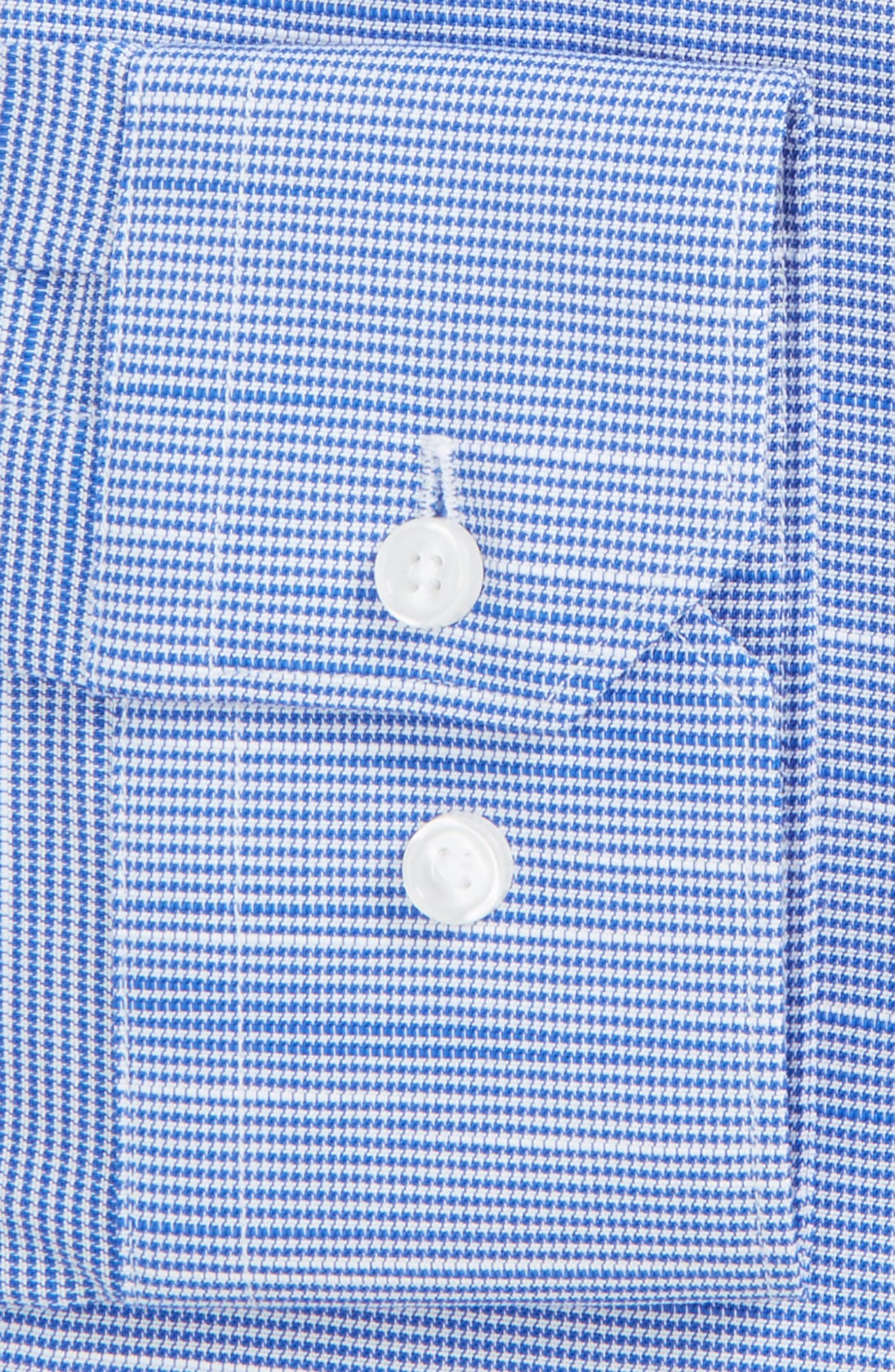 Alternate Image 4  - Calibrate Extra Trim Fit Non-Iron Dress Shirt
