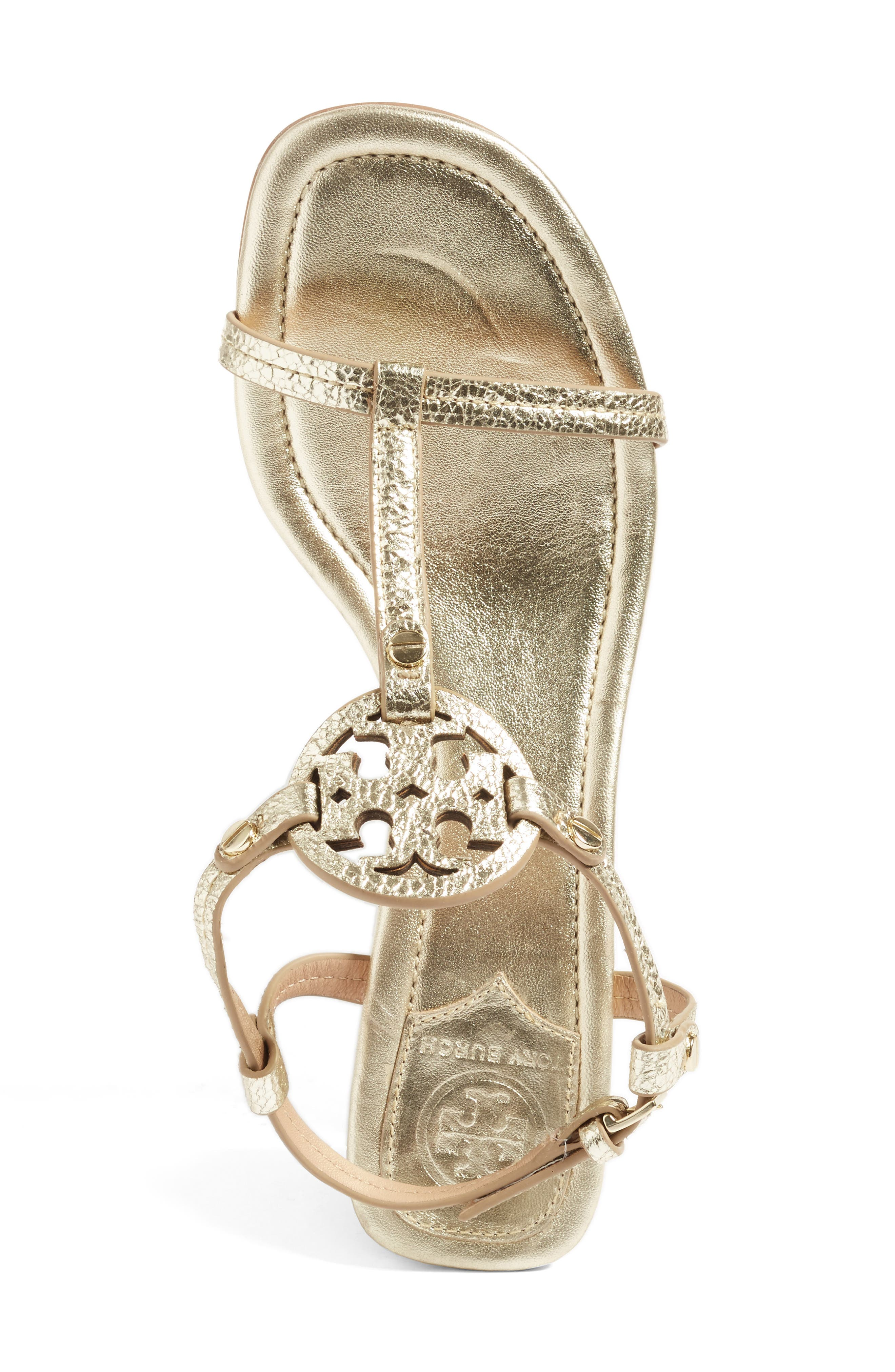 Alternate Image 3  - Tory Burch Miller Block Heel Sandal (Women)