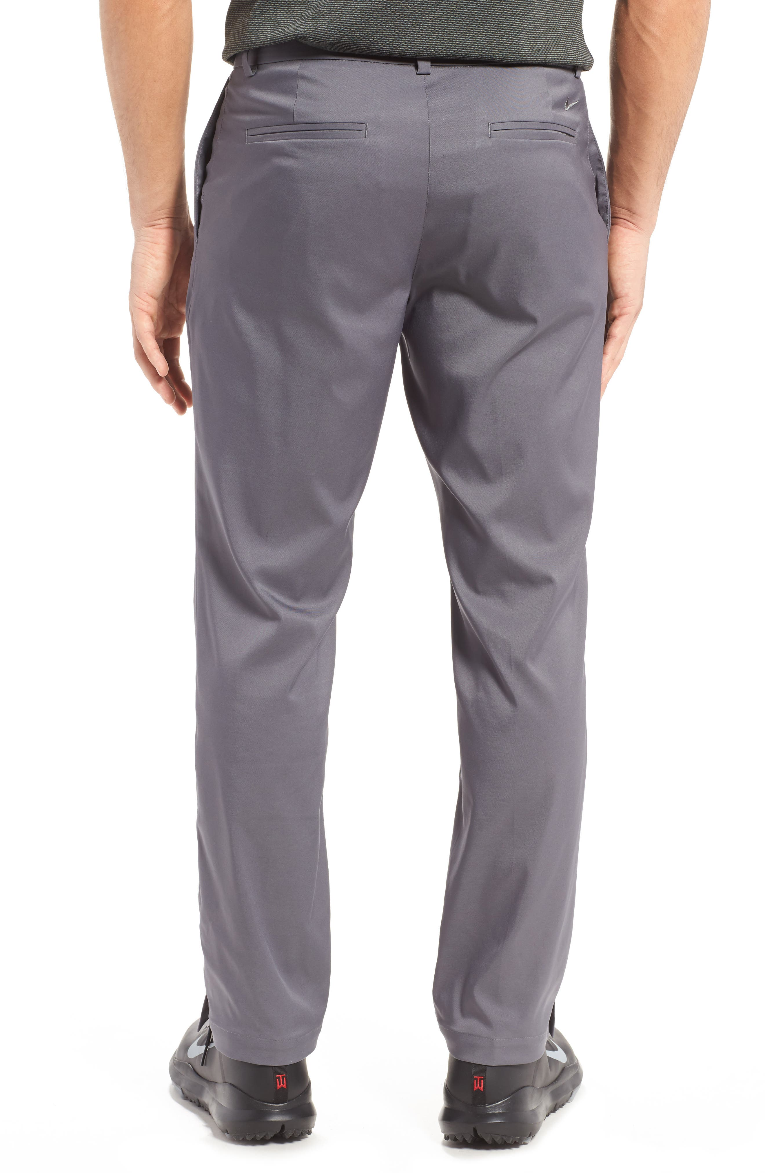Alternate Image 2  - Nike Flat Front Dri-FIT Tech Golf Pants