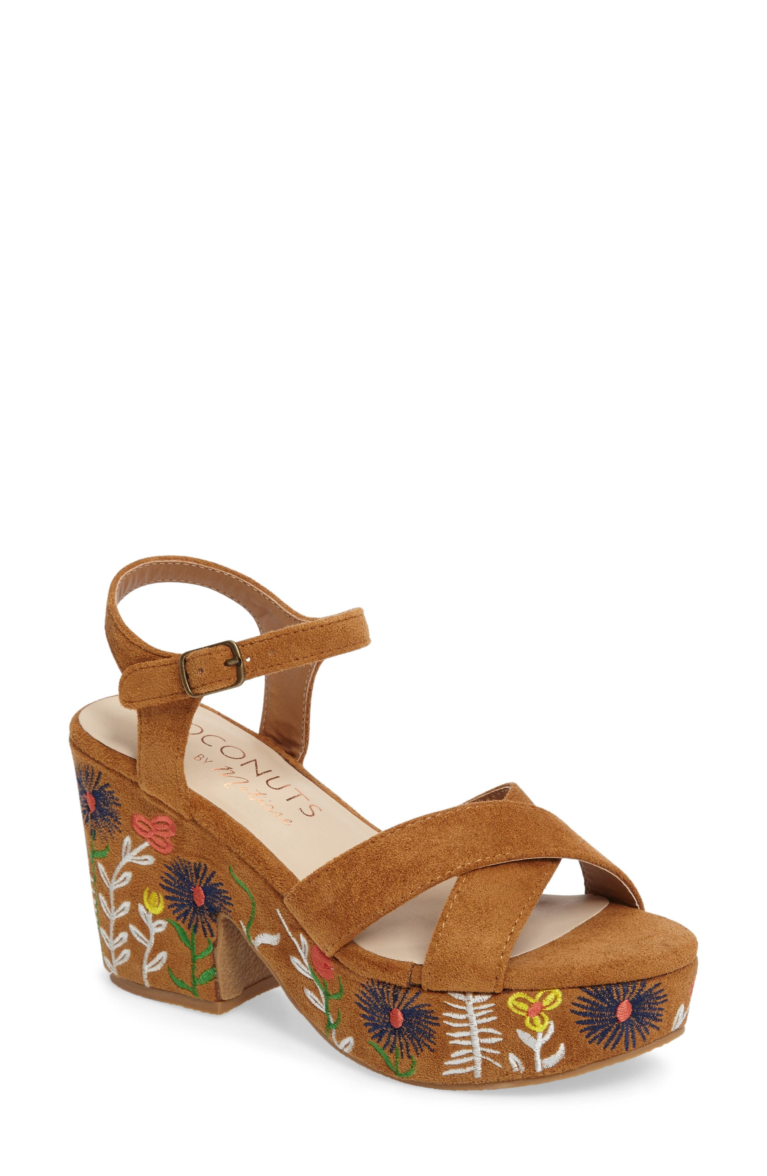 Main Image - Coconuts by Matisse Fresh Platform Sandal (Women)
