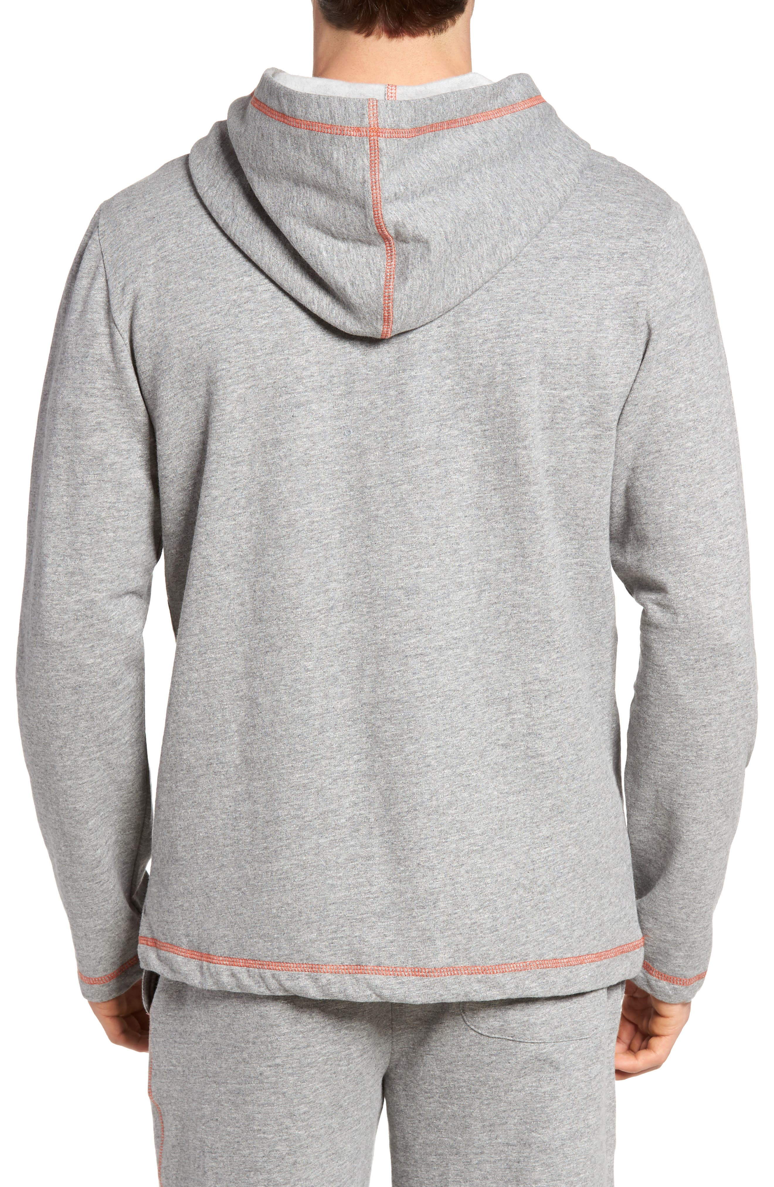 Alternate Image 2  - Robert Graham Bhooka Cotton Blend Hoodie