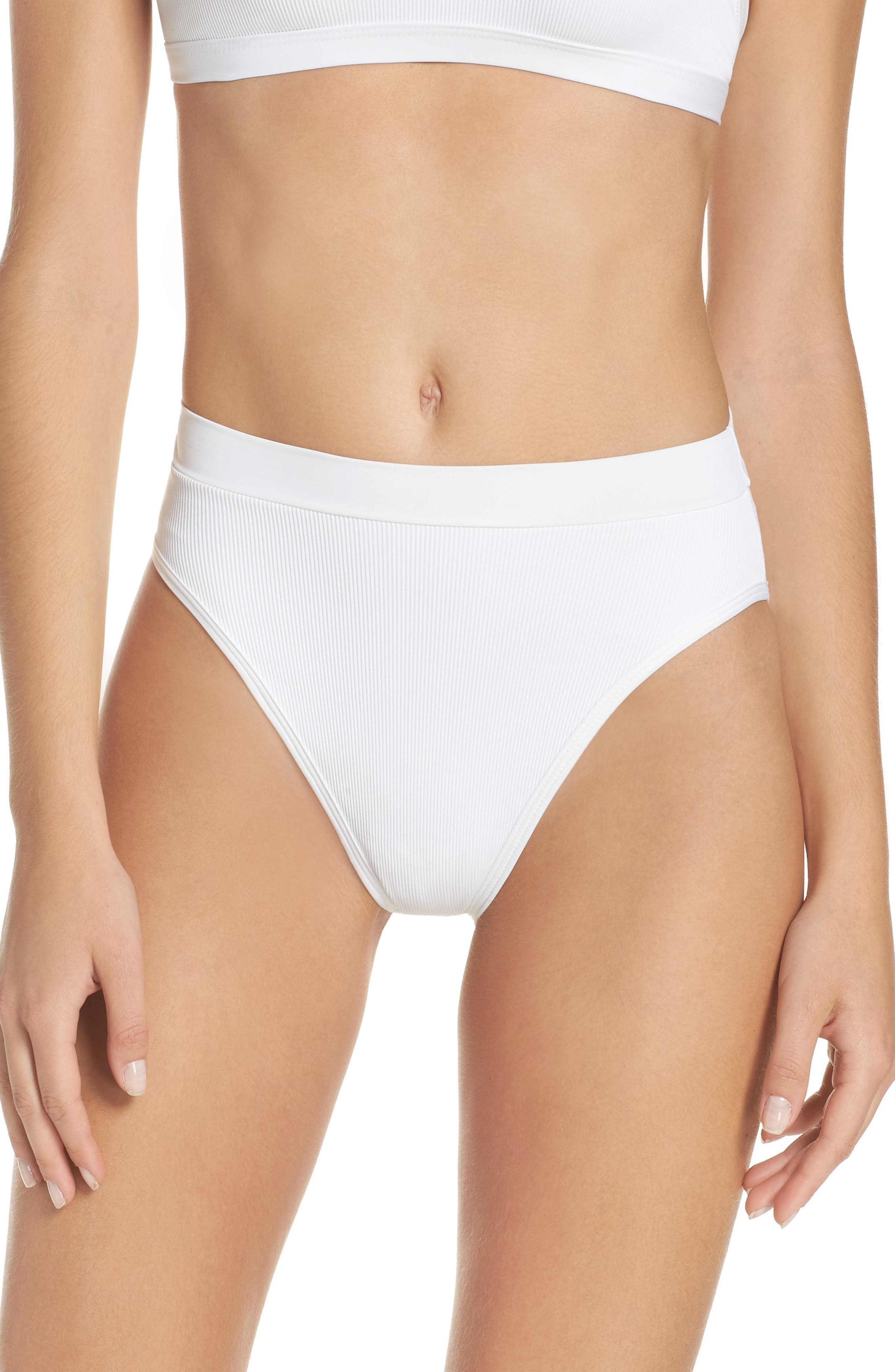 Alternate Image 1 Selected - L Space French Cut Swim Briefs